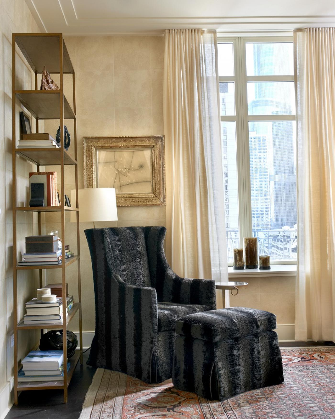 Frank Ponterio Interior Design Ritz Carlton Residences Showhouse