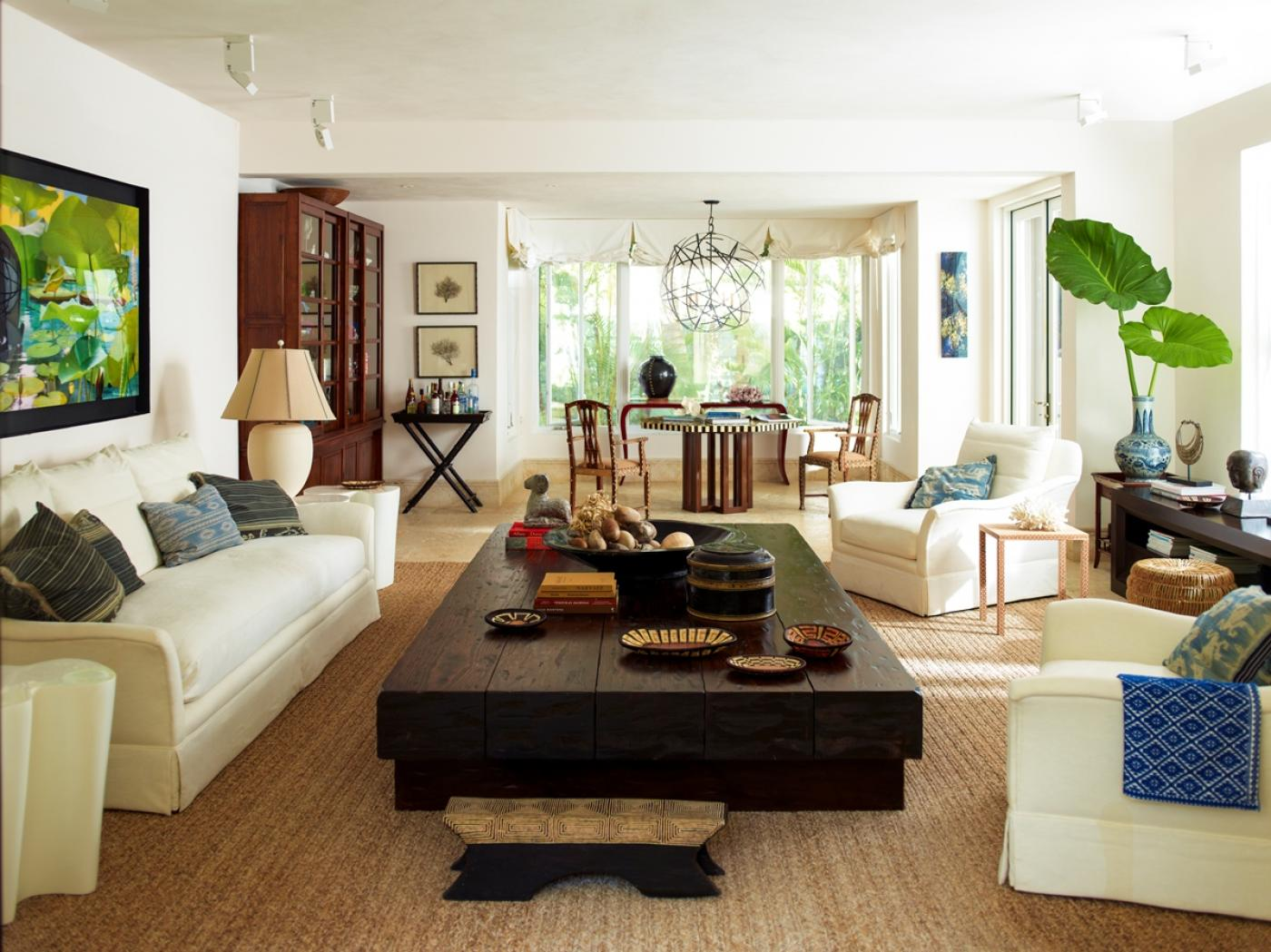 Las hamacas residence lush serene paradise by juan - Home interior decoration ideas ...