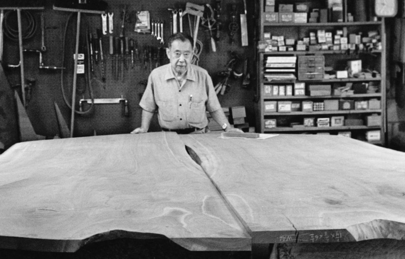Altars for Peace: The Legacy of George Nakashima