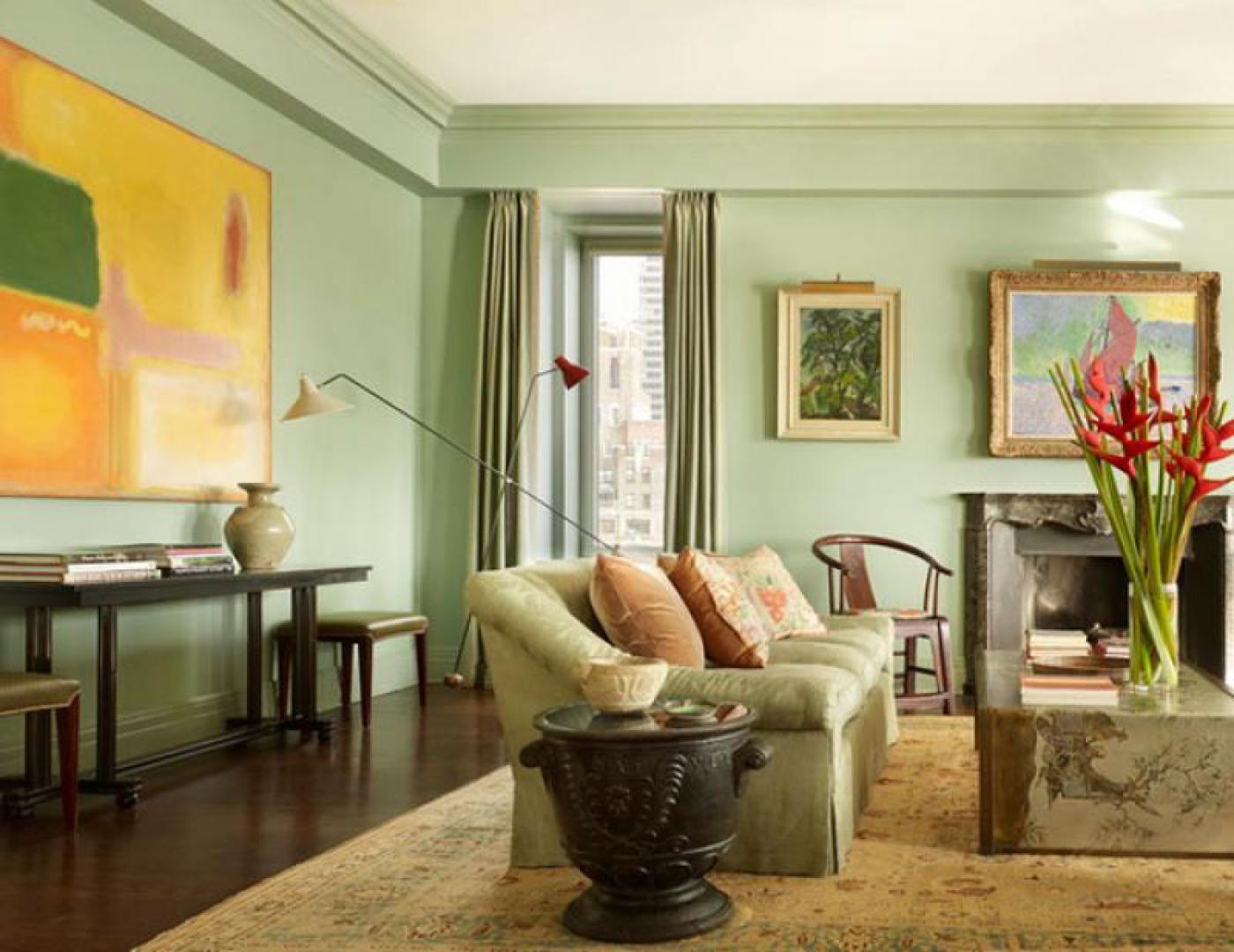 Apartment for Collectors of 20th Century Art