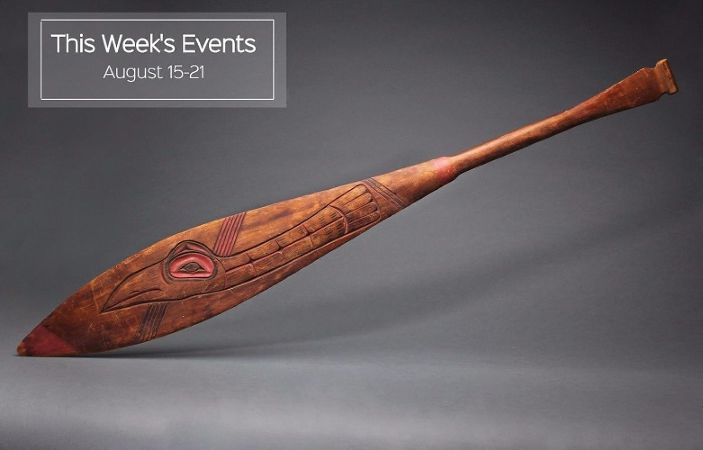 This Week's Events: Architects Louis Kahn and Zaha Hadid, Gilded Age Drawings, Antique American Indian Art Show, + More