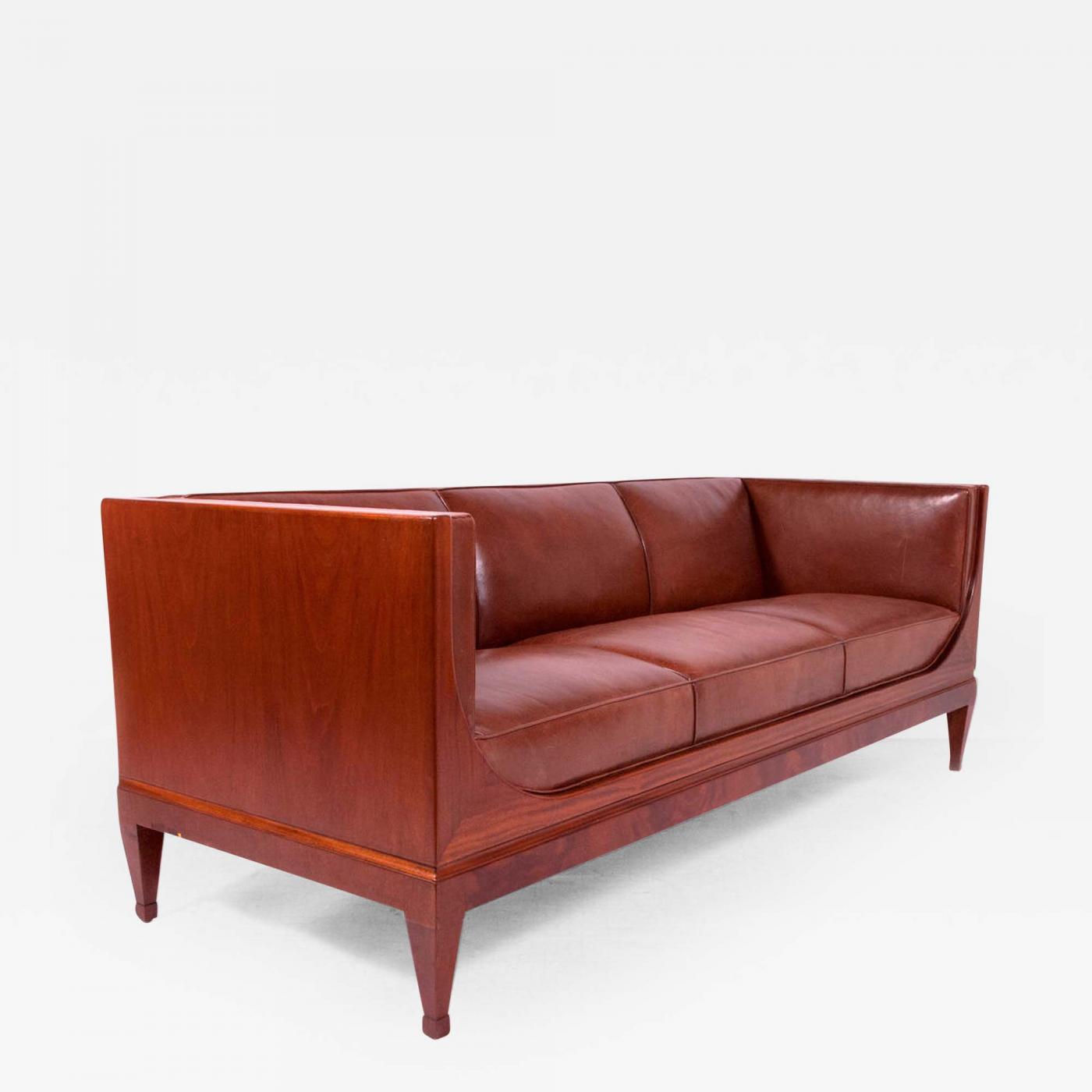 Frits Henningsen - Classic Sofa by Frits Henningsen, 1930s