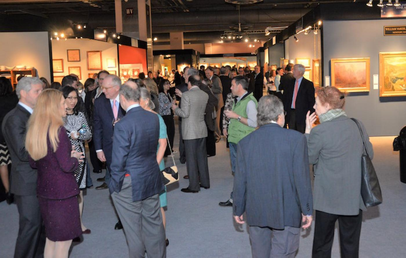 Events of the Week: Art Expo New York, Philadelphia Antiques & Art Show, American Modern Art, Terracotta Army & More