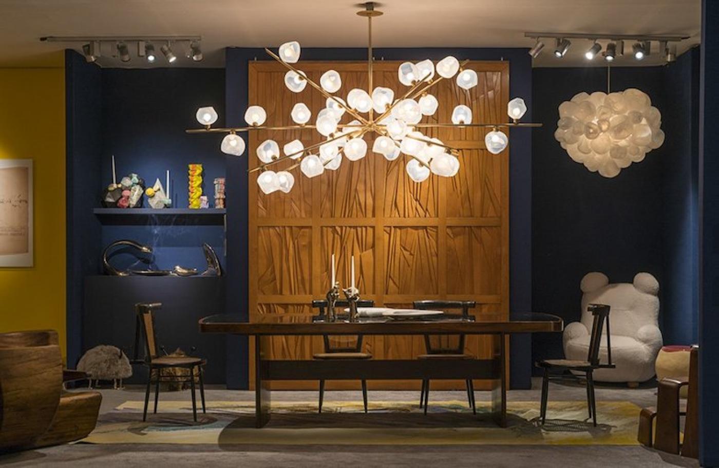 Astonishing variety, unabashed luxury at THE SALON ART + DESIGN 2018