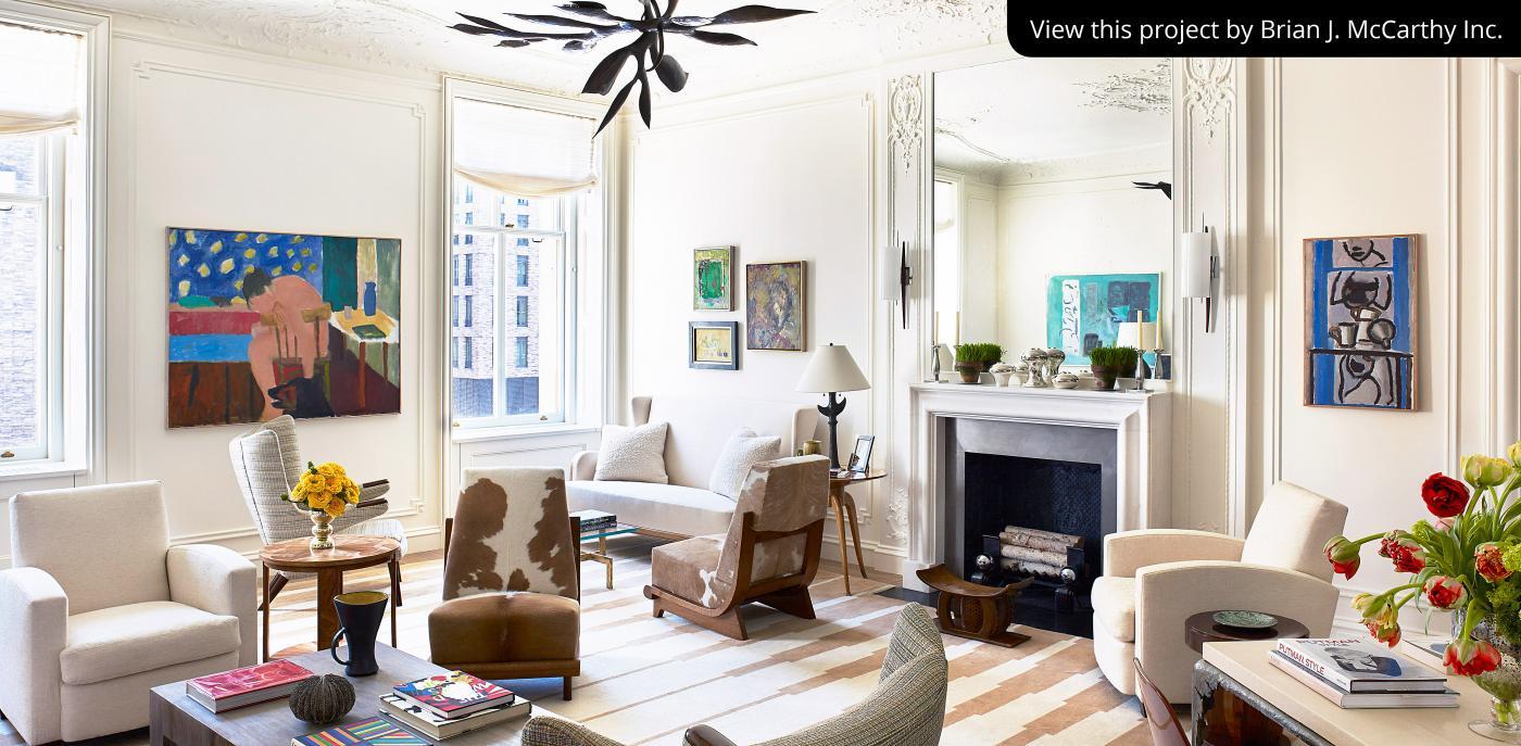 Historic Apthorp Apartment, New York City