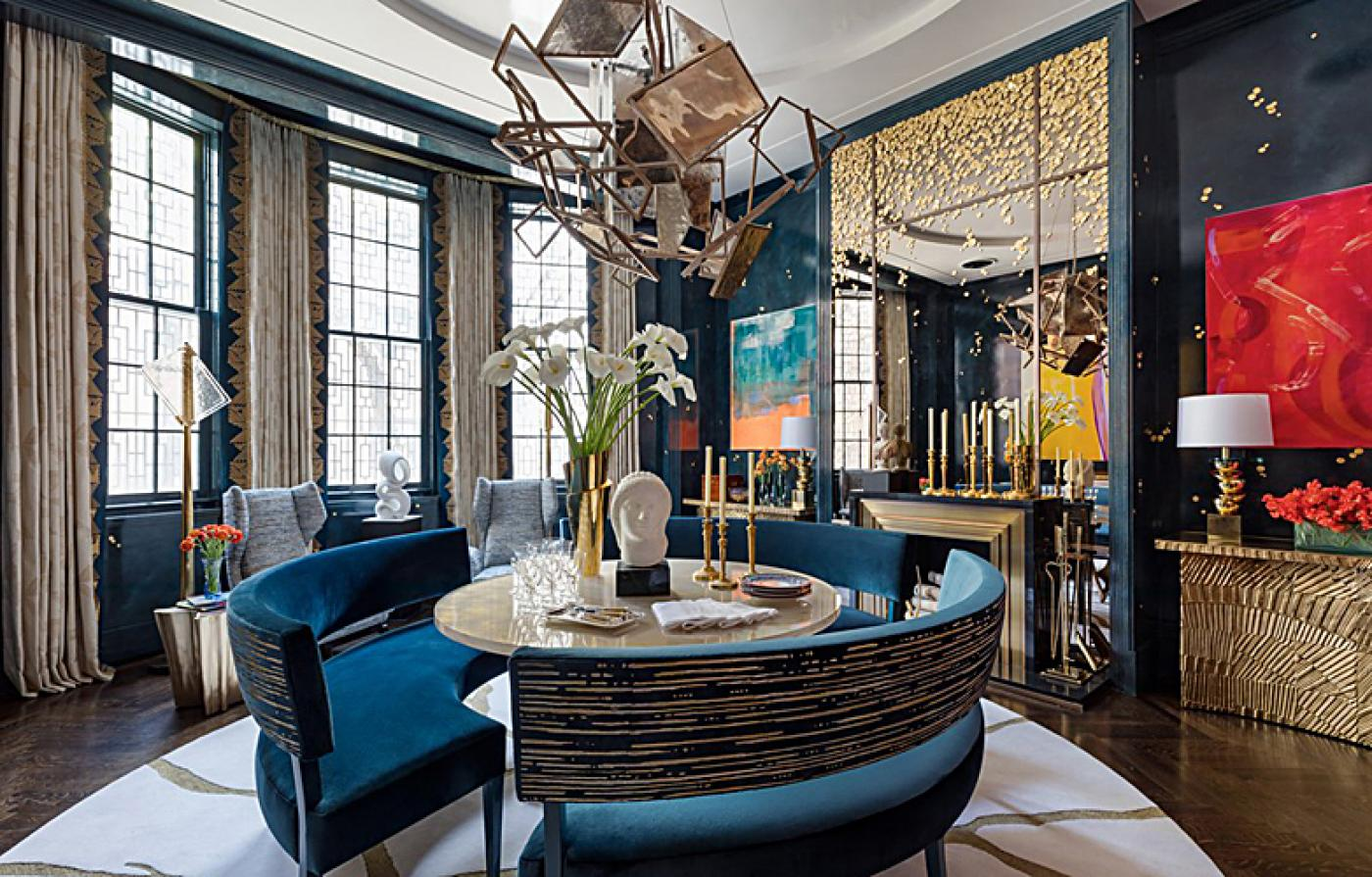 4 Standout Spaces Shine at the 2019 Kips Bay Decorator Show House