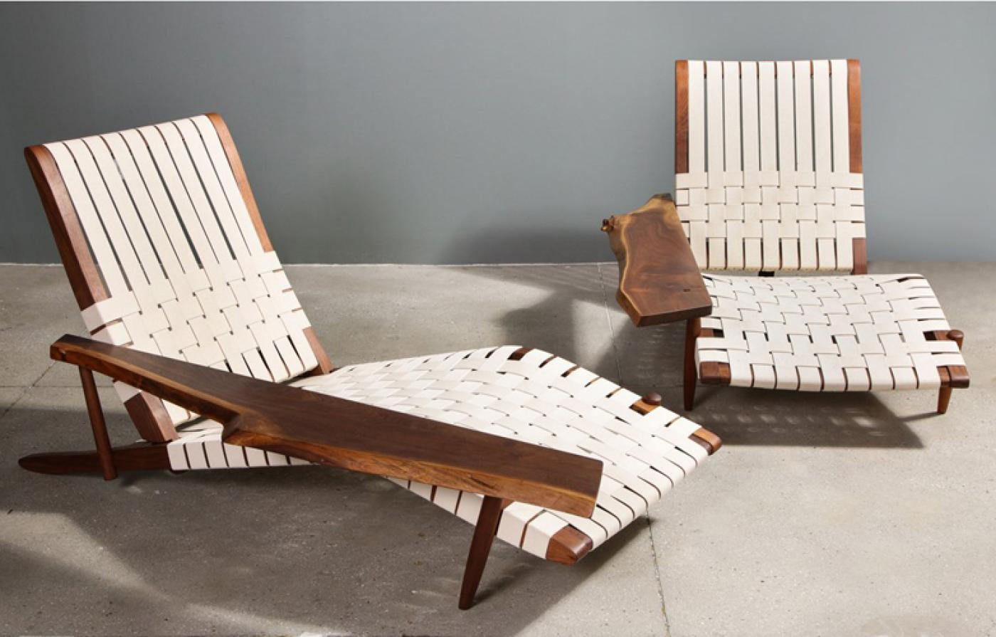 A Family's Nakashima Collection Surfaces: Guy Regal to Conduct Sale