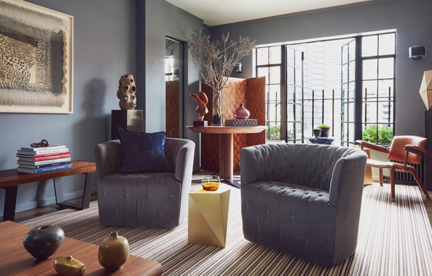 Designer QnA: Former Christie's Senior Expert Richard Rabel Has Mastered the Art of Luxurious Ease