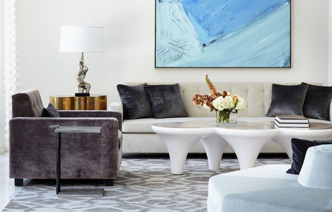 Designer QnA: Rob Brown and Todd Davis are the Yin and Yang of Interior Design