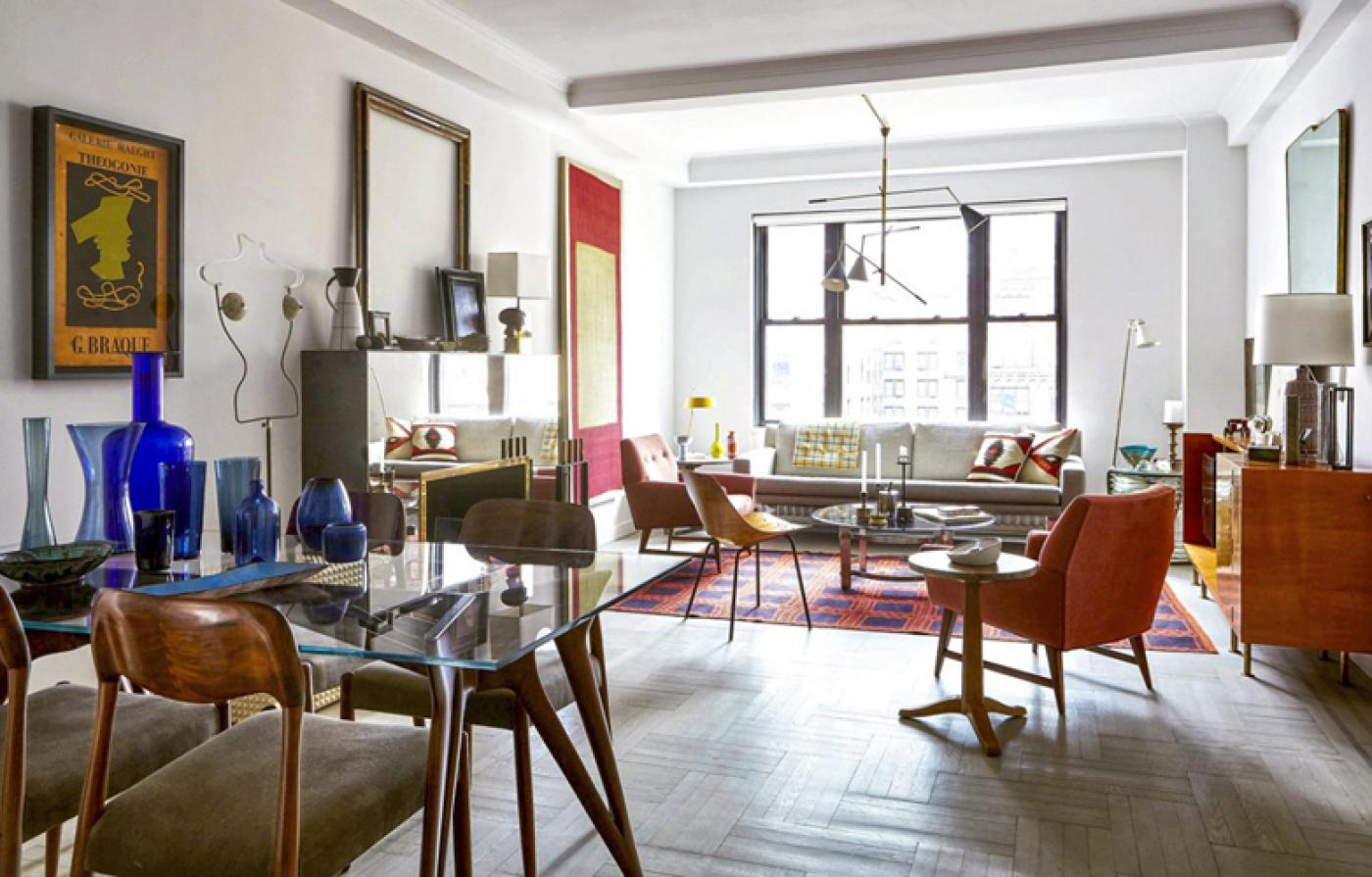 In NYC Gallerist Eric Appel's Apartment, Every Object Tells a Story