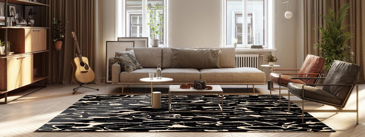 Tradition & Innovation Unite in Stunning Statement Rugs from Zollanvari