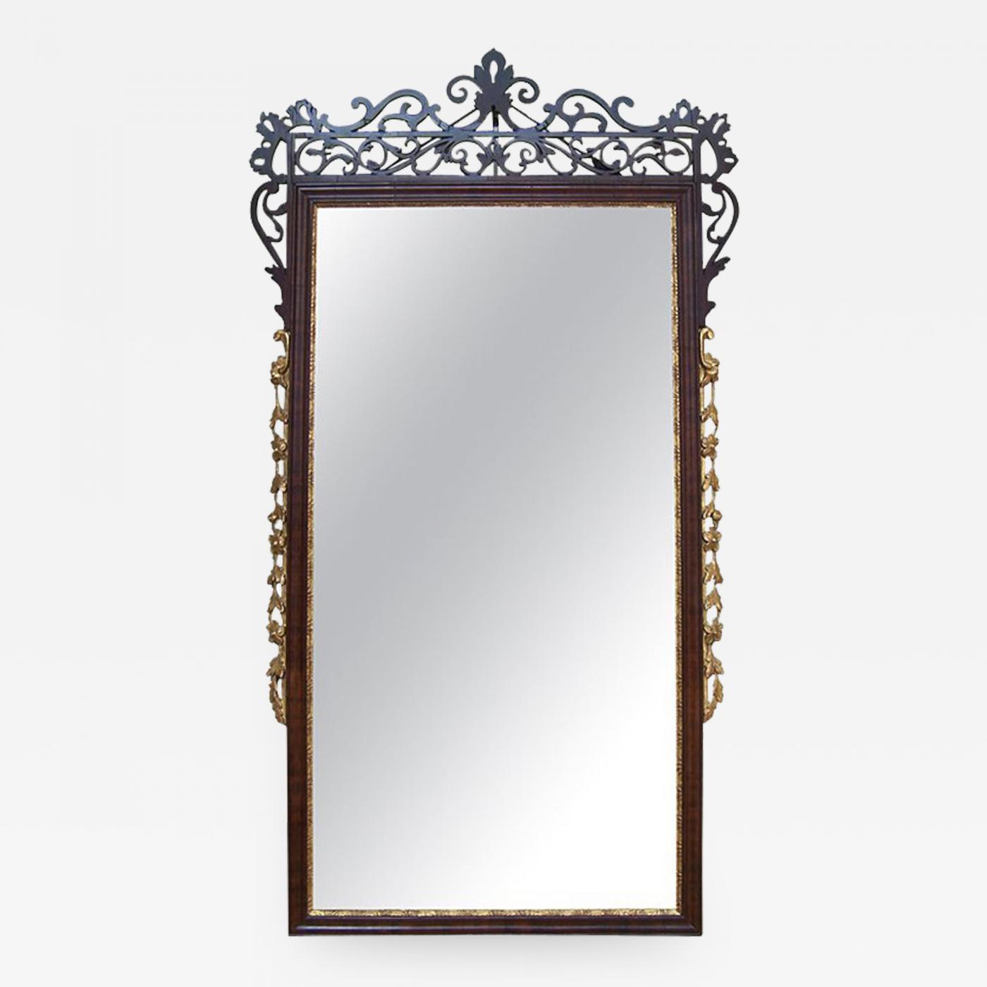 Listings / Furniture / Mirrors / Wall Mirrors · 18th C Dutch Queen Anne ...