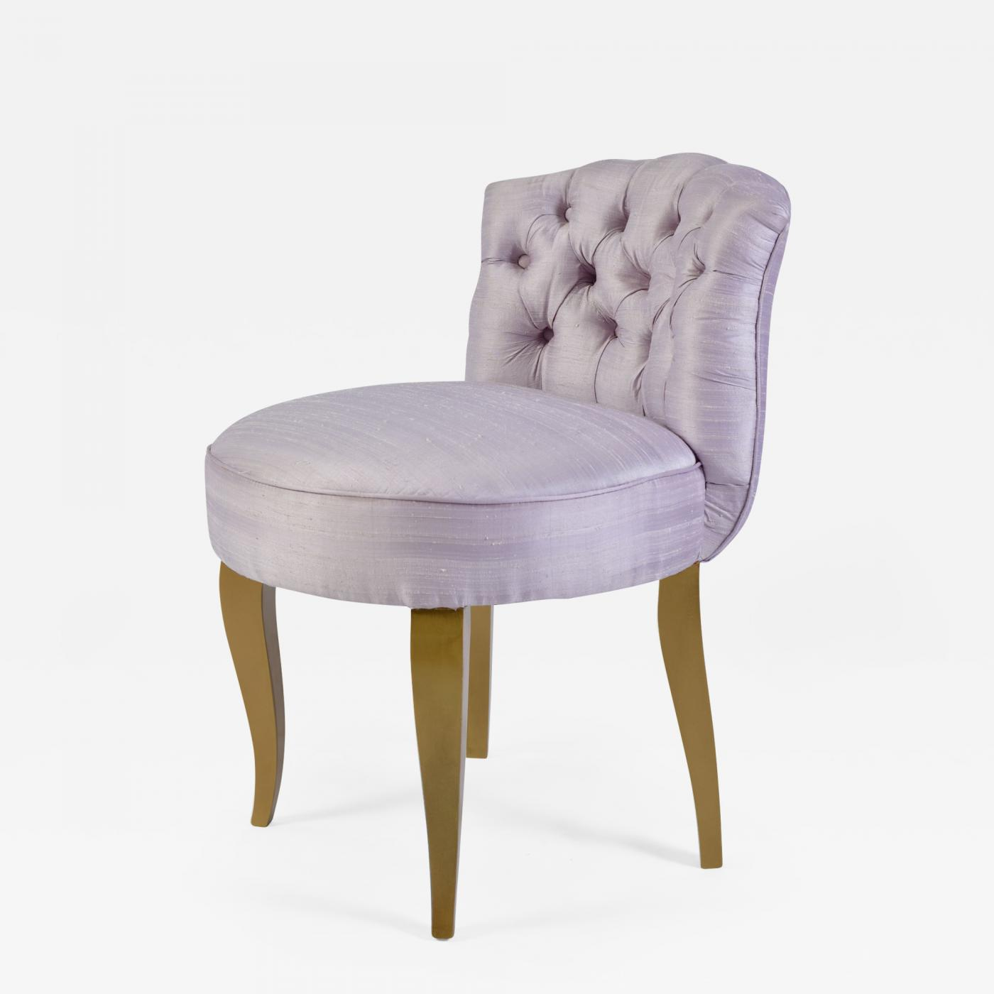 1950s French Dressing Table Chair