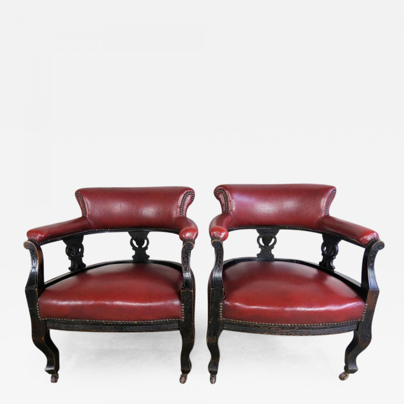 19th Century Victorian Antique Chairs Pair. Tap to expand - 19th Century Victorian Antique Chairs, Pair