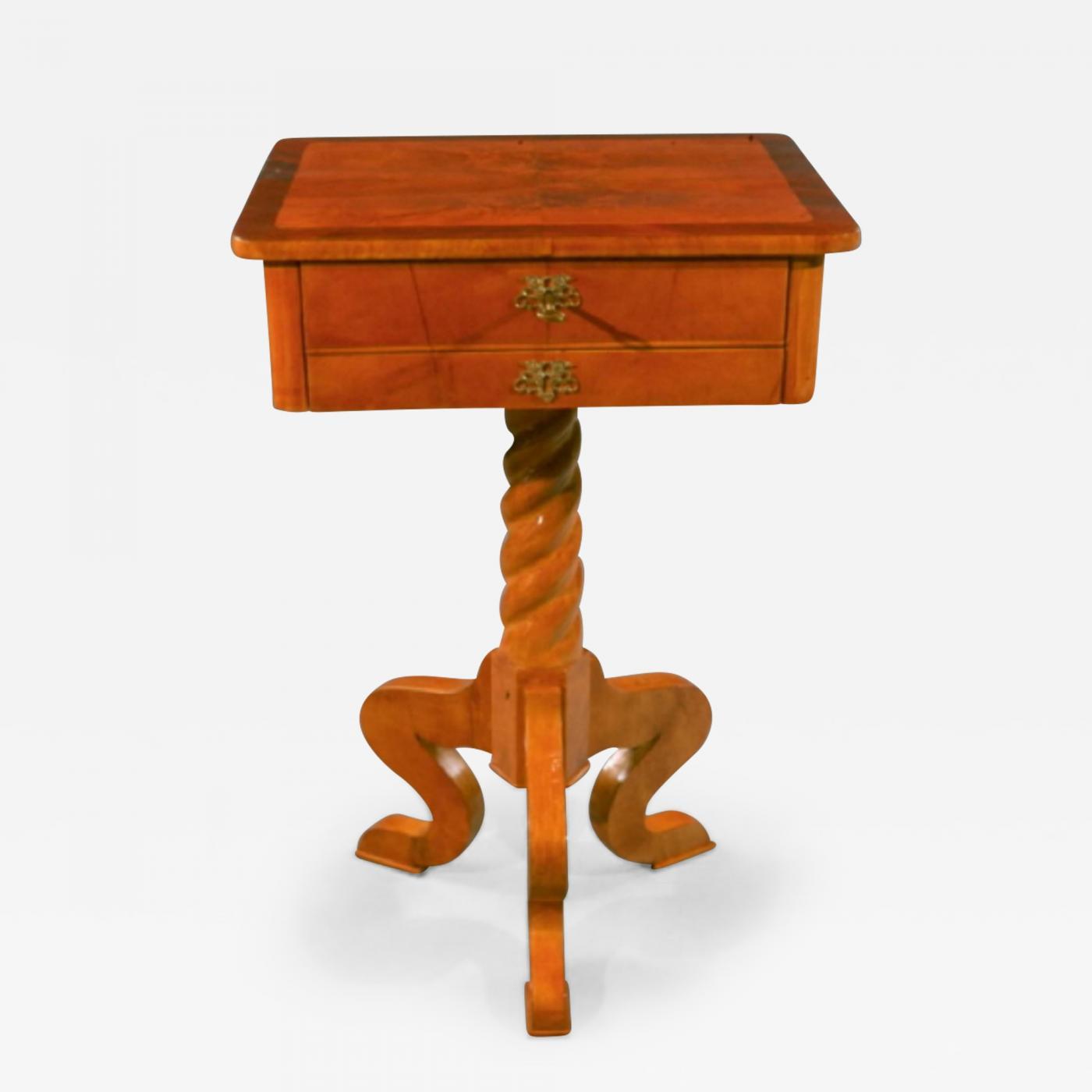 A Second Rococo Occasional Table - Rococo side table