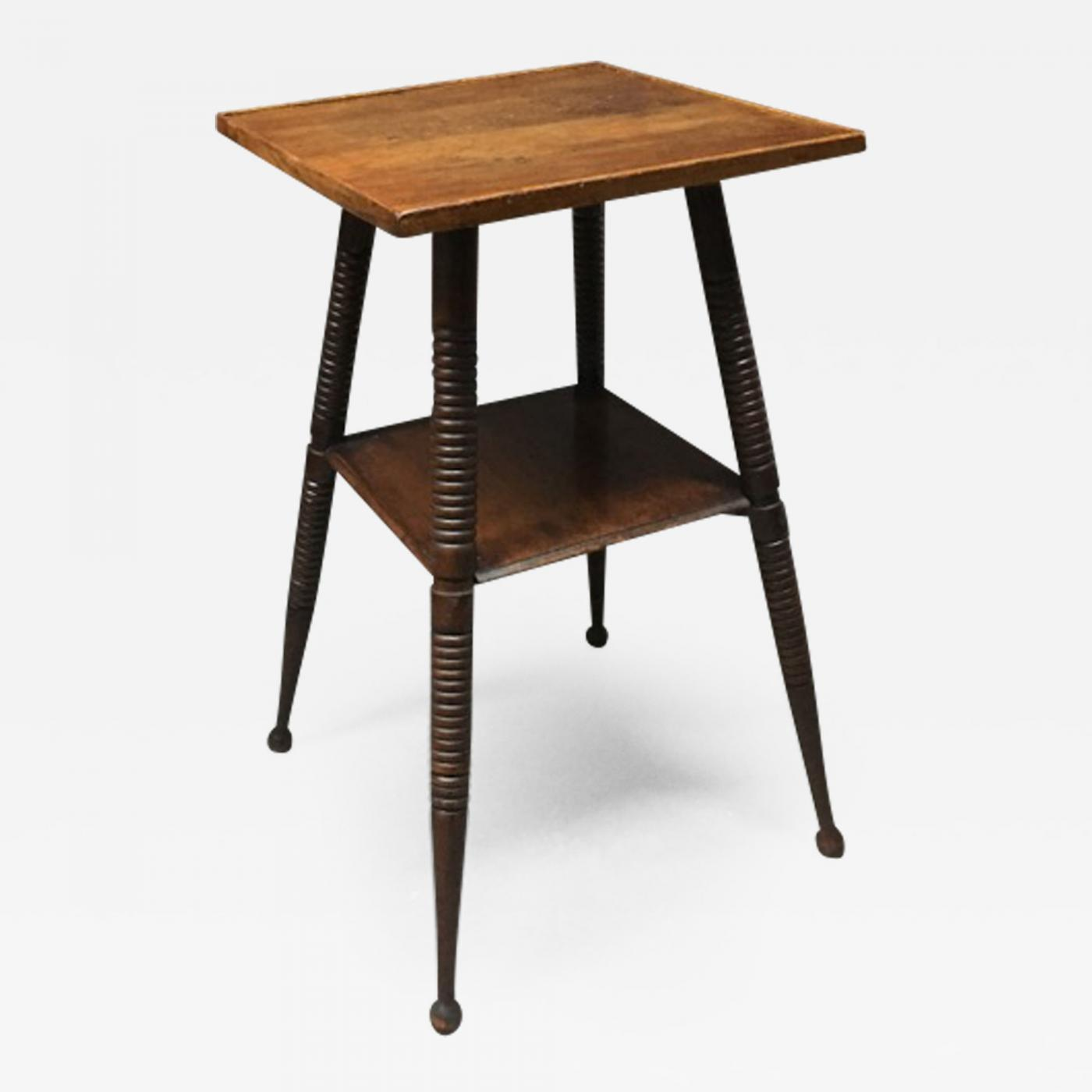 Arts and crafts tables - Listings Furniture Tables Pedestals A Turned Arts Crafts