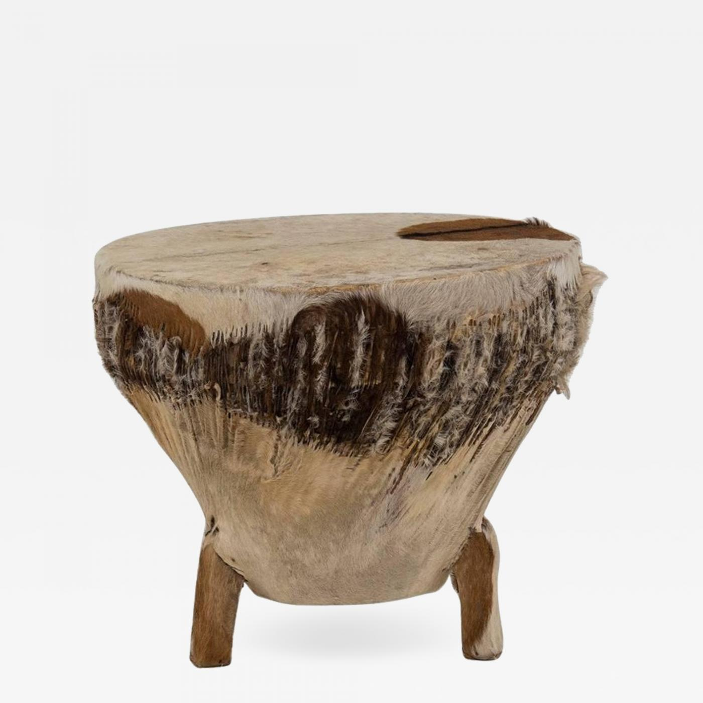 African Drum Coffee Table.African Drum Table