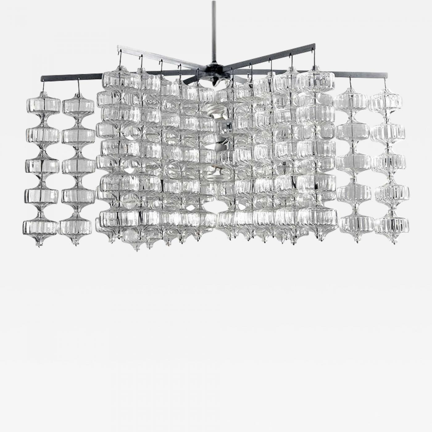 Aloys Gangkofner and Rare Aloys Gangkofner Chandelier 2