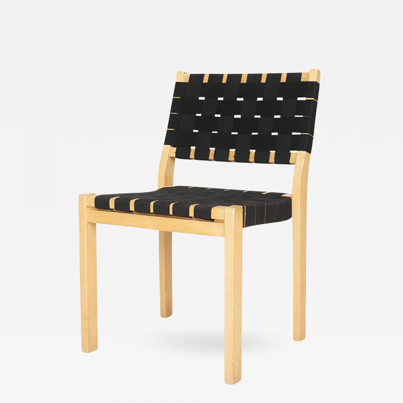 Listings / Furniture / Seating / Dining Chairs · Alvar Aalto 611 Chair