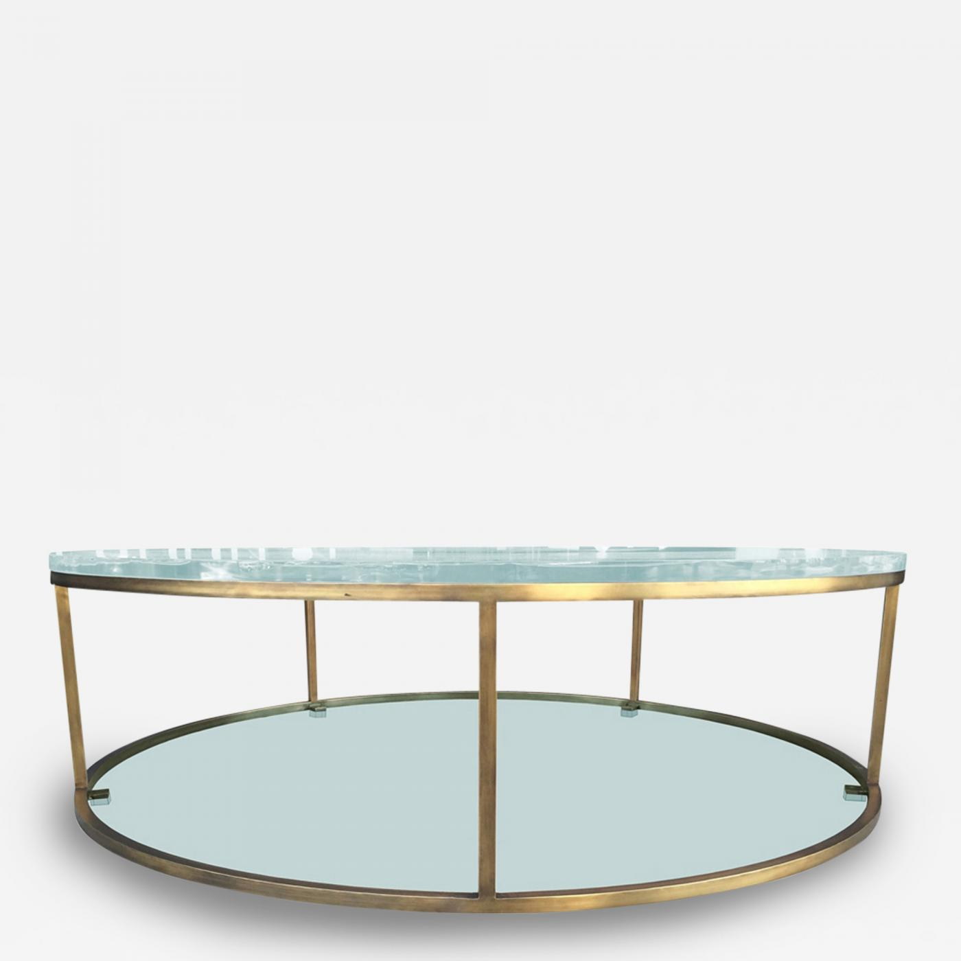 Amparo Calderon Tapia Two Level Coffee Table Aro II By Amparo - Two level coffee table