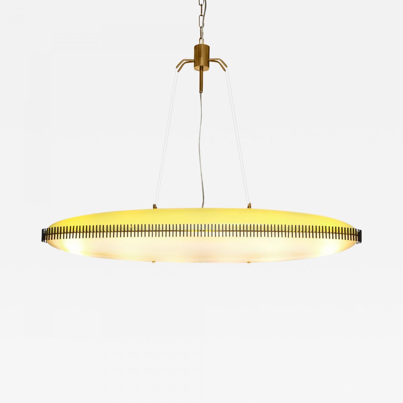 Angelo lelli rare yellow white chandelier by angelo lelli listings furniture lighting chandeliers and pendants aloadofball Gallery