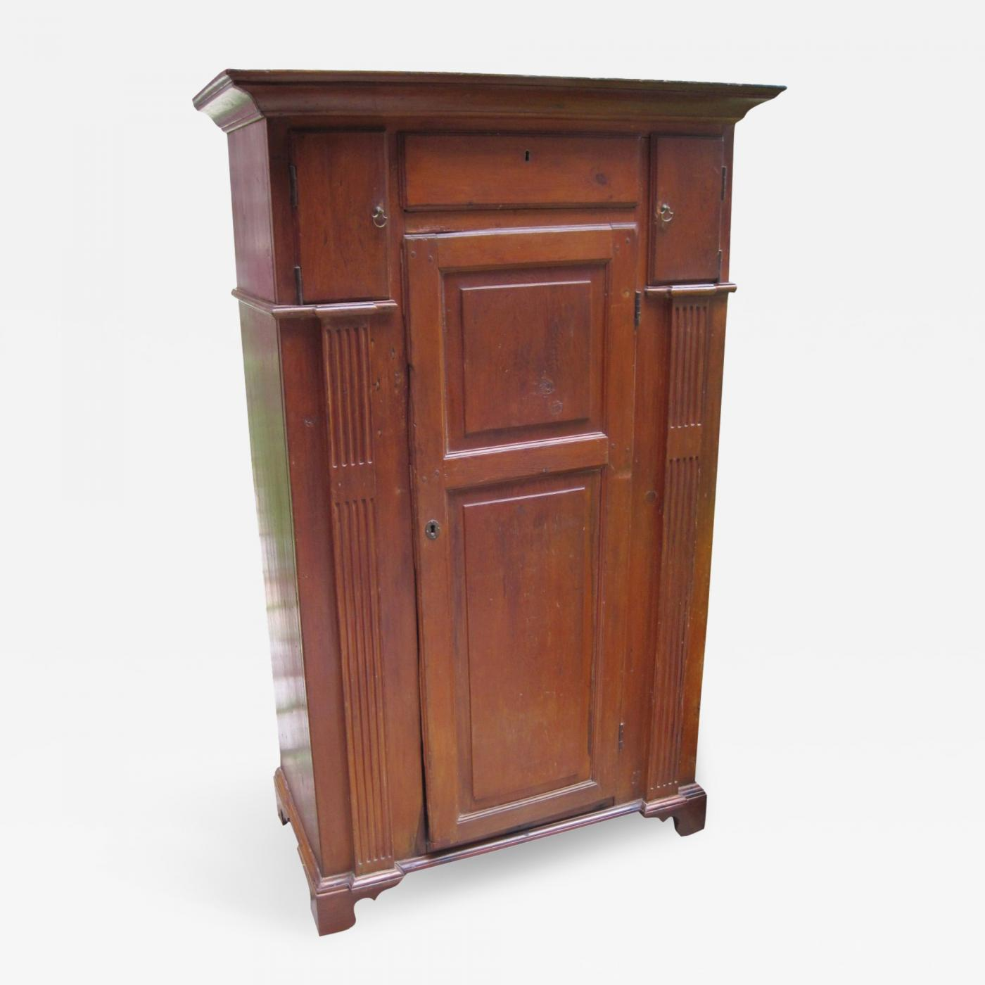 Listings / Furniture / Case Pieces / Cabinets · Antique Pine Cupboard - Antique Pine Cupboard