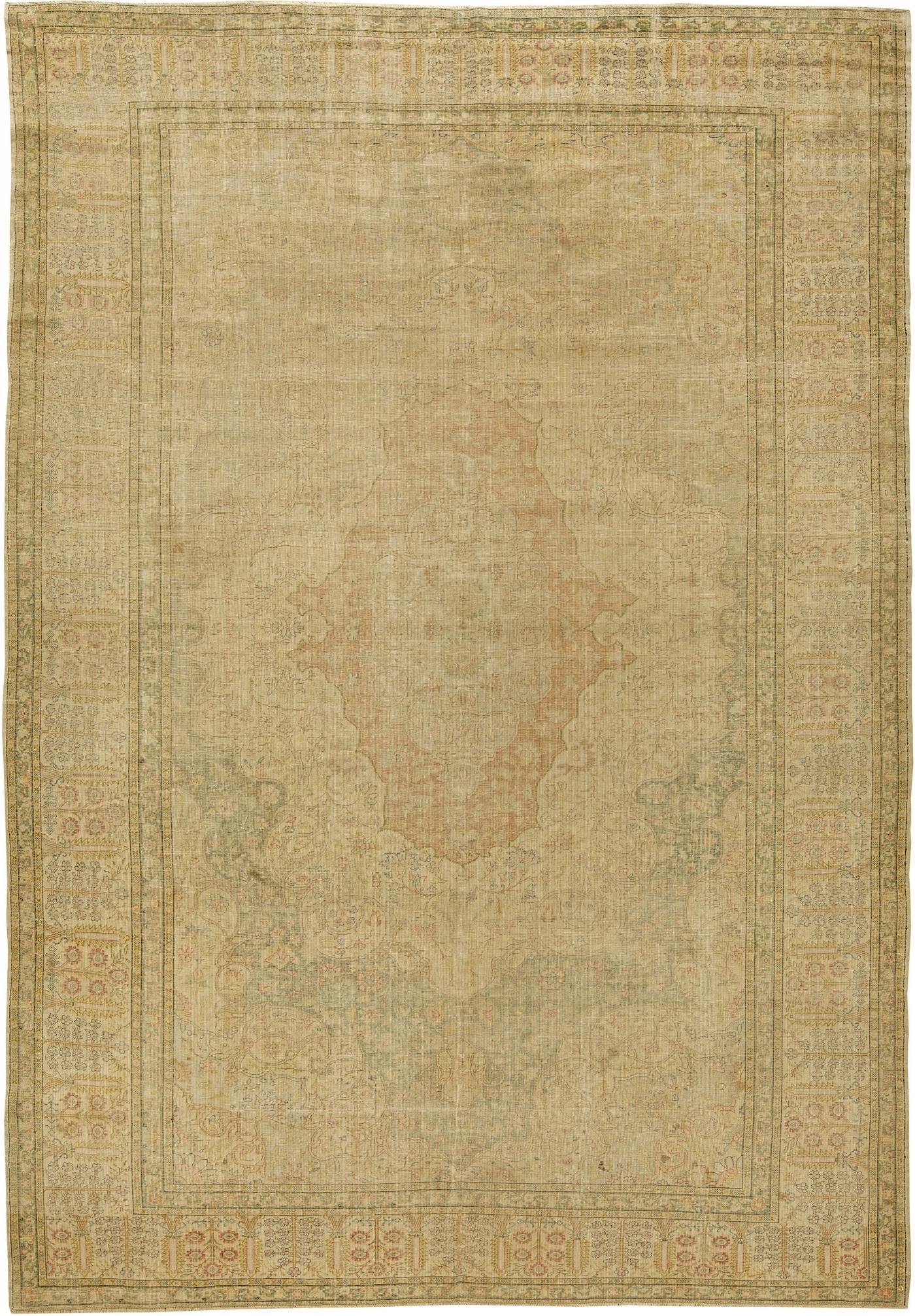 Listings / Decorative Arts / Rugs & Textiles / Rugs & Carpets · Antique Turkish Silk Rug