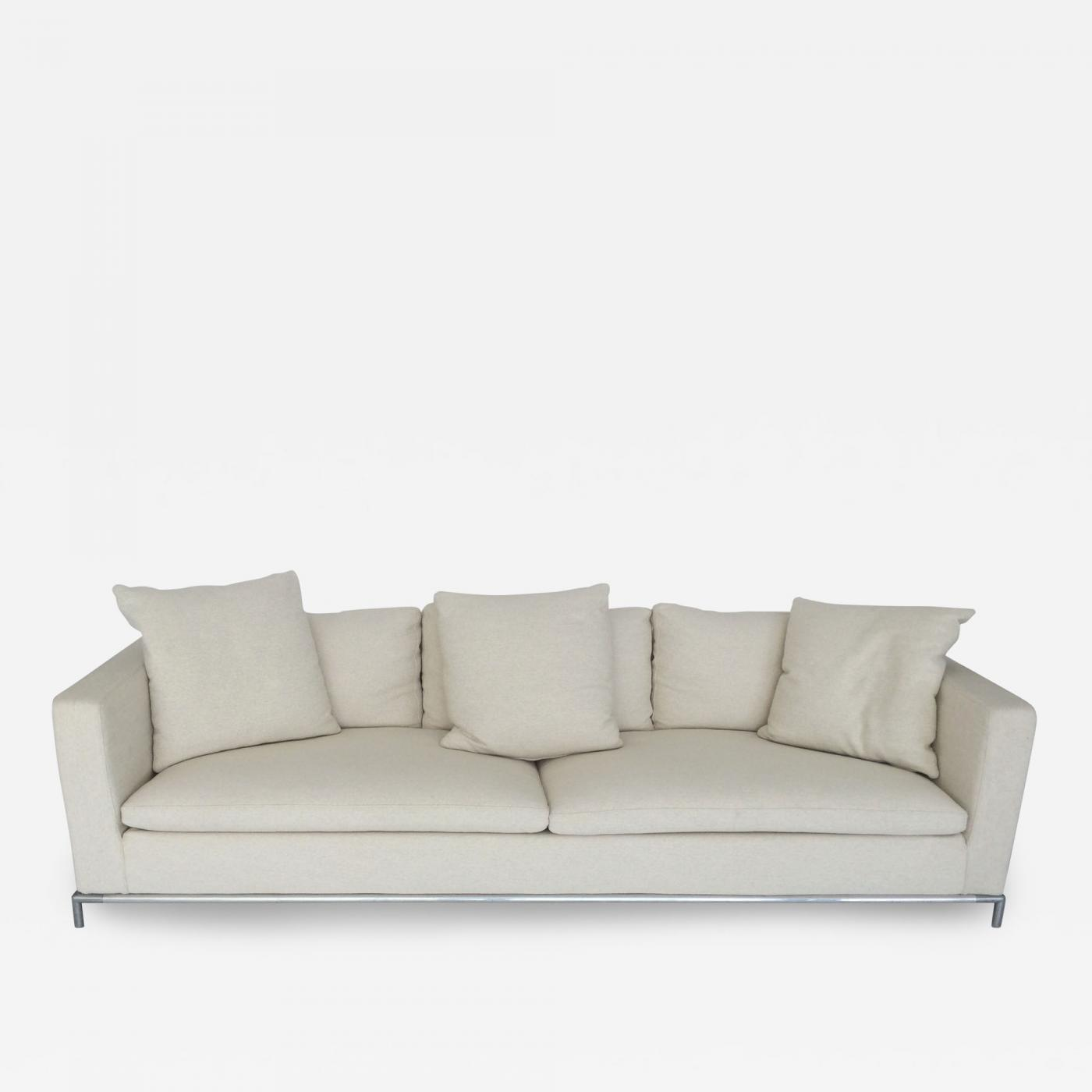 antonio citterio george sofa by antonio citterio for b b. Black Bedroom Furniture Sets. Home Design Ideas