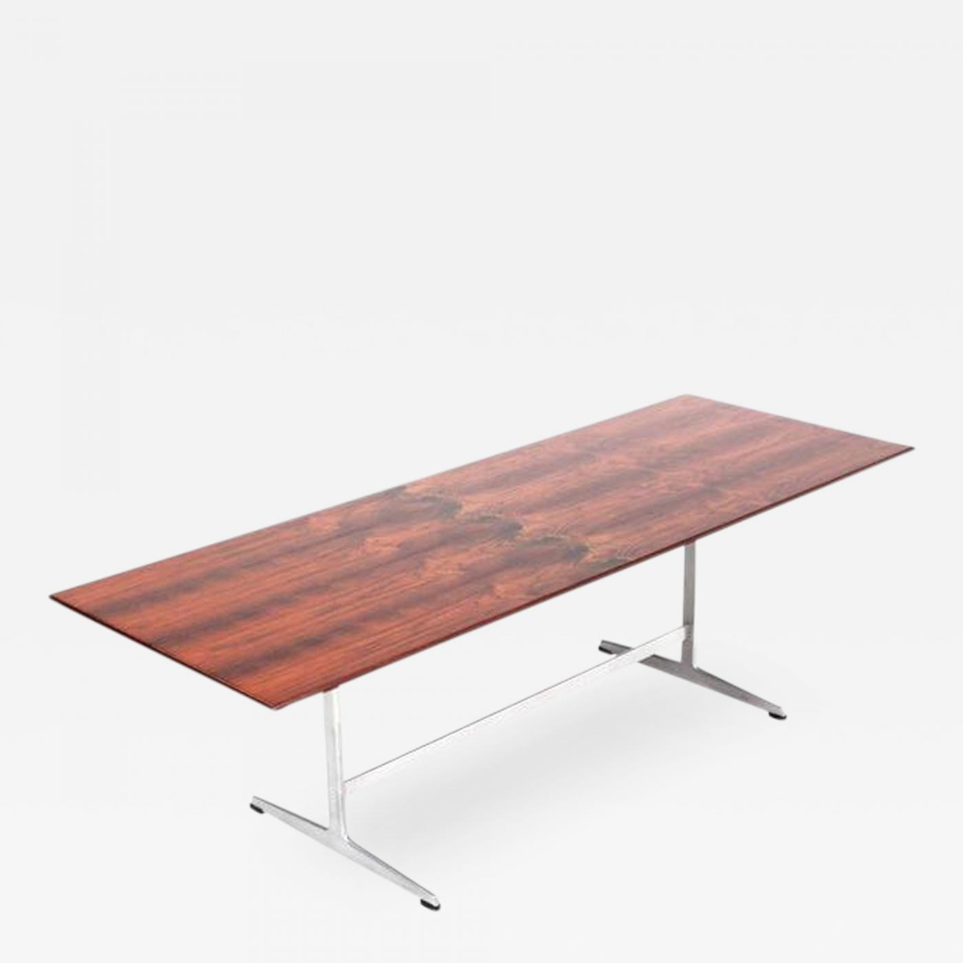 Arne Jacobsen Arne Jacobsen Rosewood Shaker Coffee Table