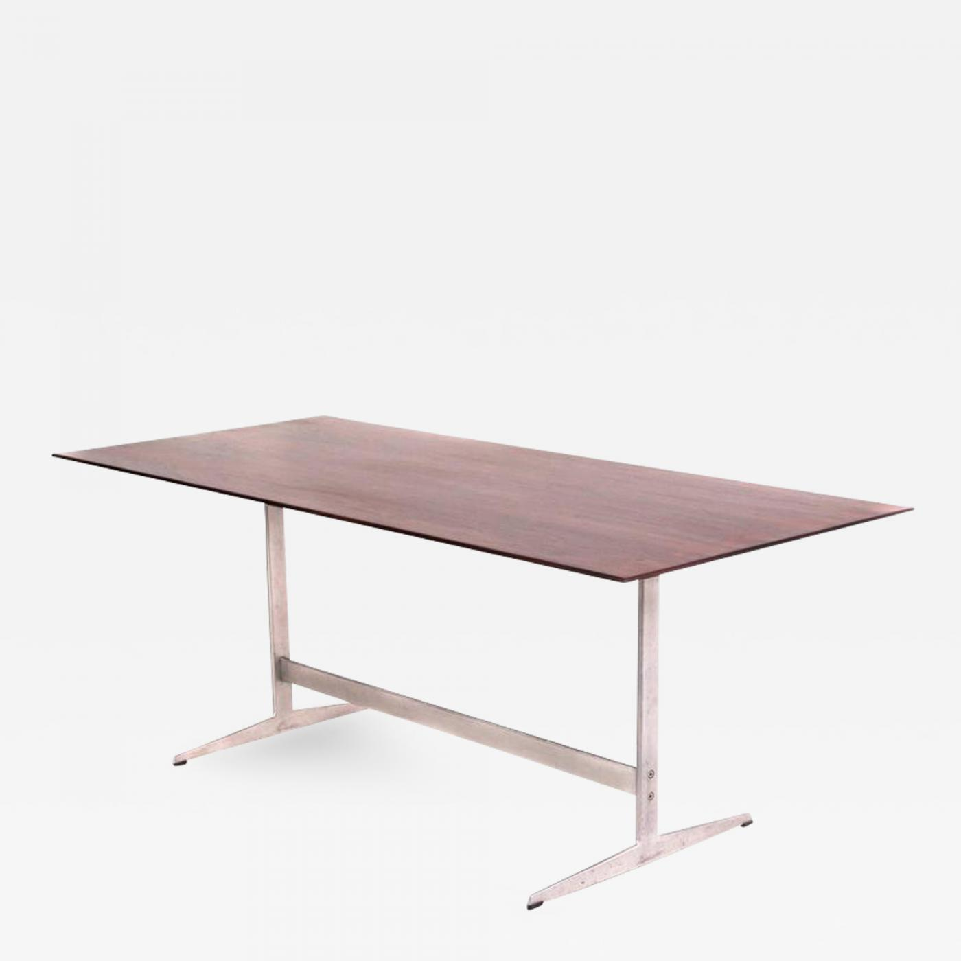 Arne Jacobsen Arne Jacobsen Shaker Dining Table in Rosewood