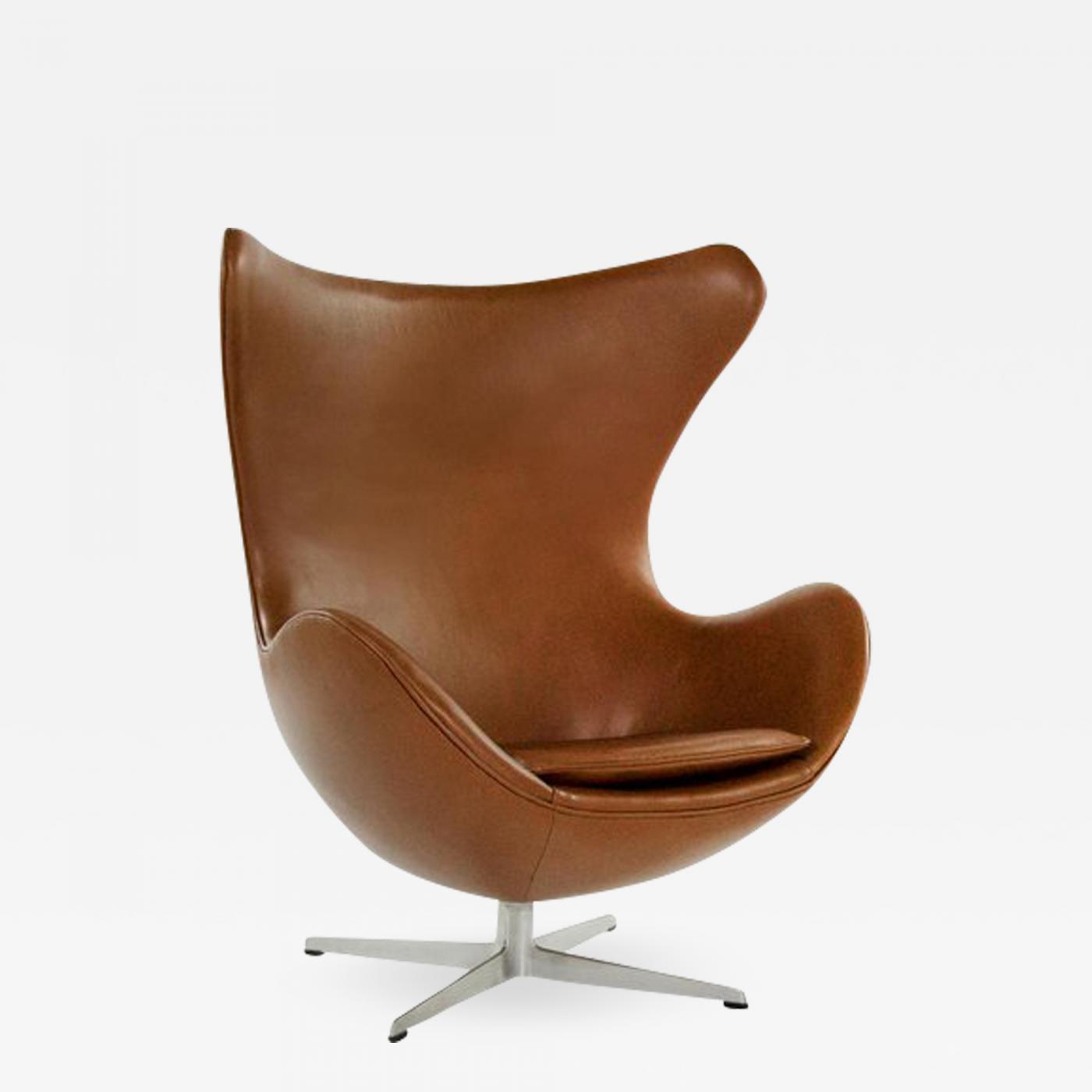 Egg Chair Jacobsen.Arne Jacobsen Arne Jacobsen For Fritz Hansen Egg Chair Denmark 1966