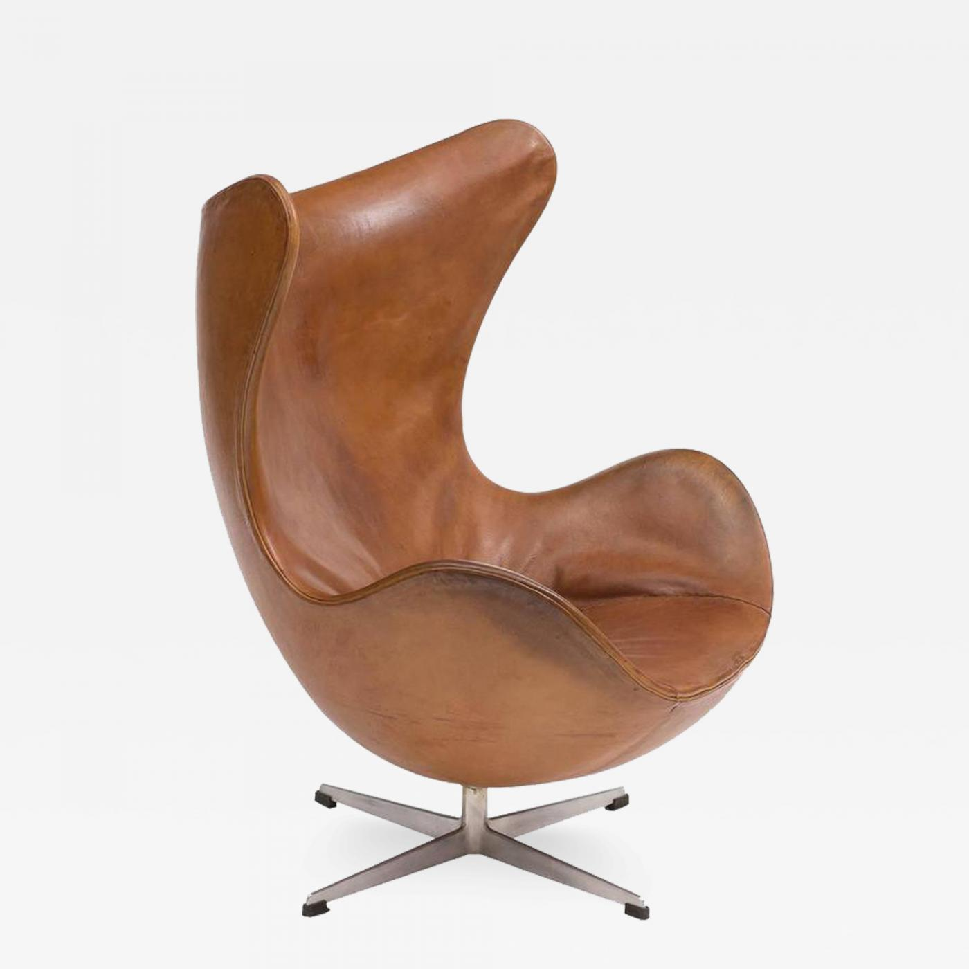 Arne Jacobsen First Edition Egg Chair by Arne Jacobsen Denmark