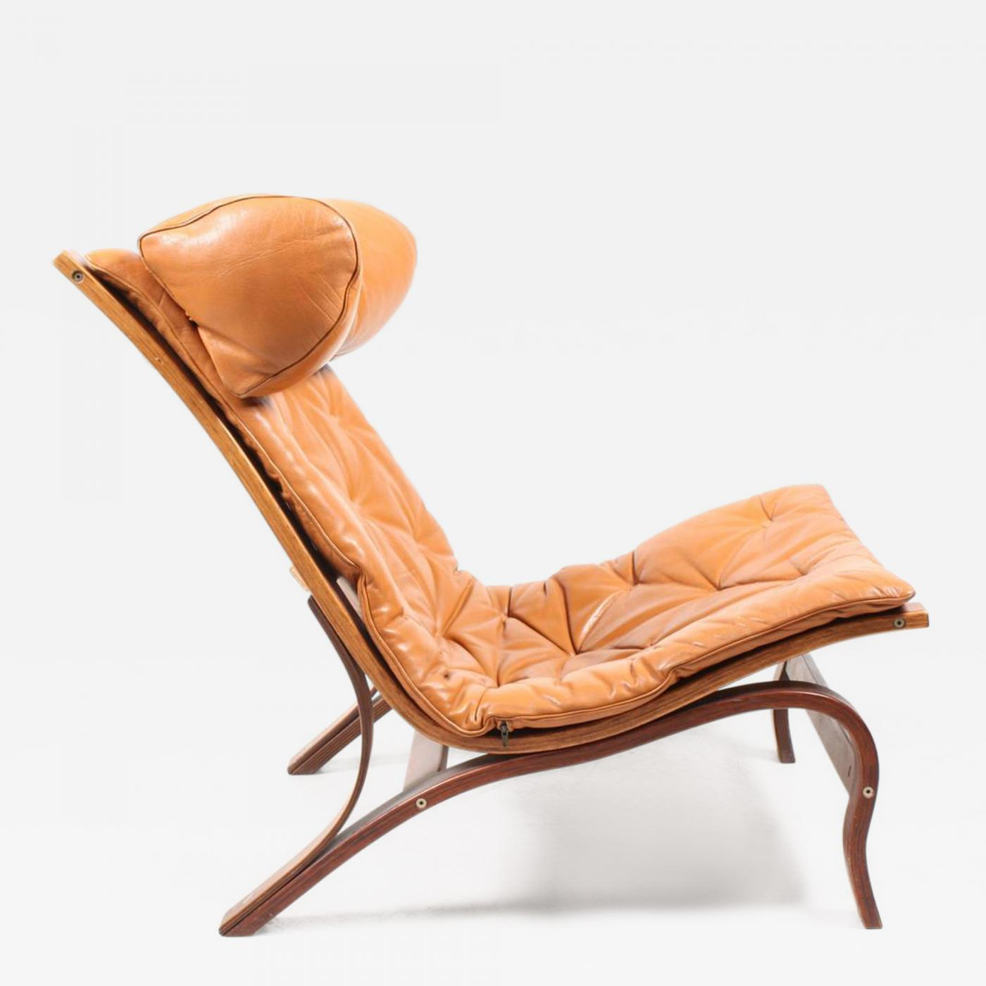 Arne Norell Lounge Chair for Norell AB Sweden