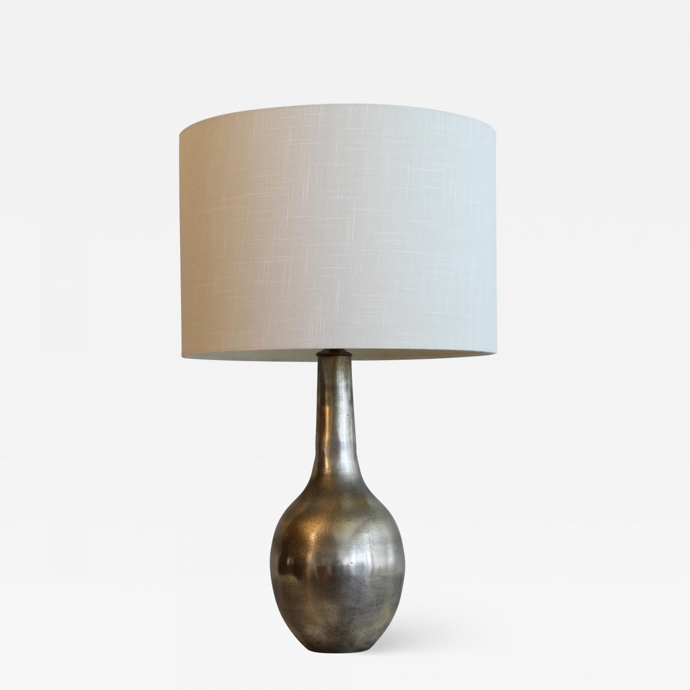 Hand Nickel Beautiful Table Lamp Forged rChtsxQd