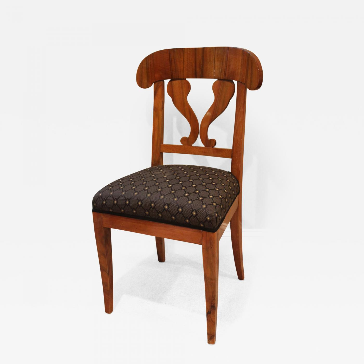 Beau Listings / Furniture / Seating / Corner Chairs · Biedermeier Chair Germany  1830