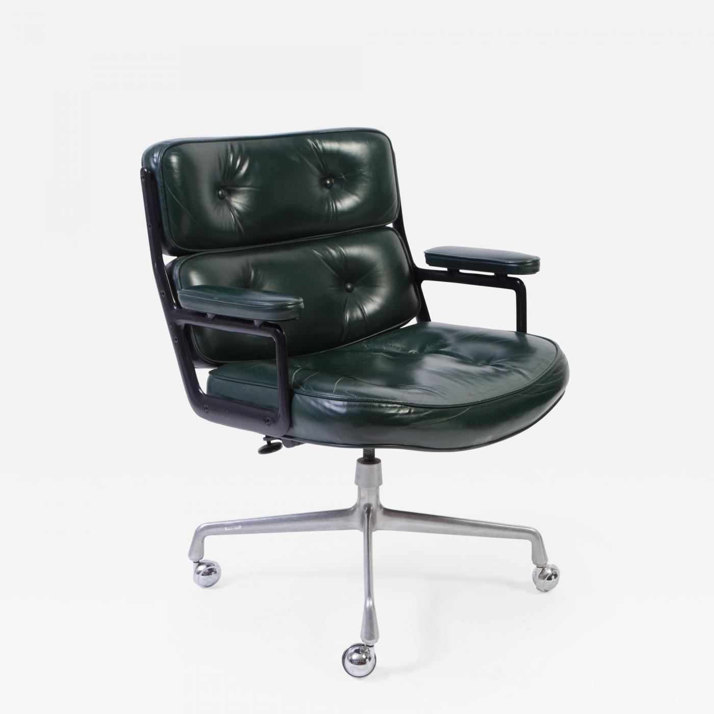 Charles Eames Time Life Chair by Eames for Herman Miller in