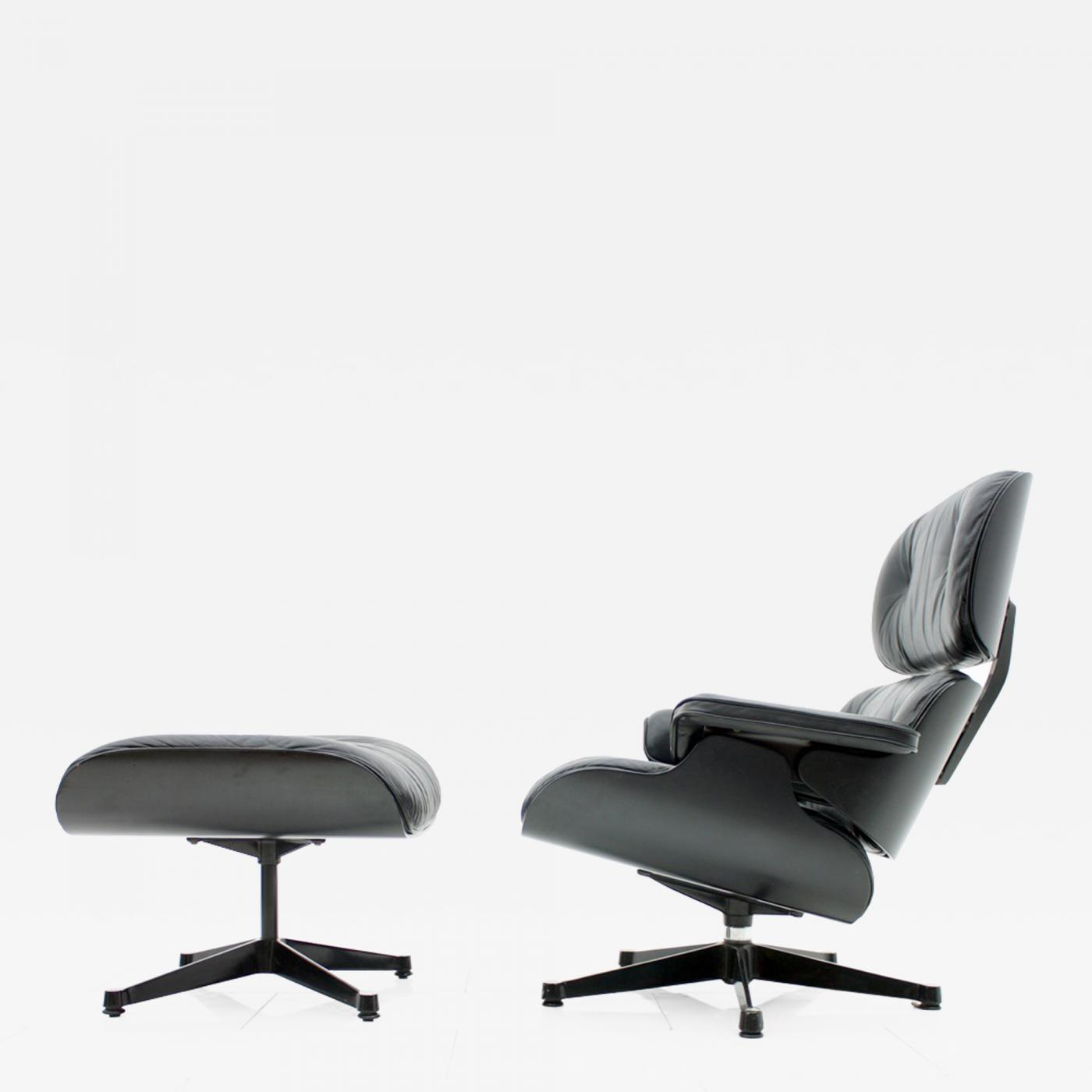 Phenomenal Charles Ray Eames Charles Eames Lounge Chair Black Black Cjindustries Chair Design For Home Cjindustriesco