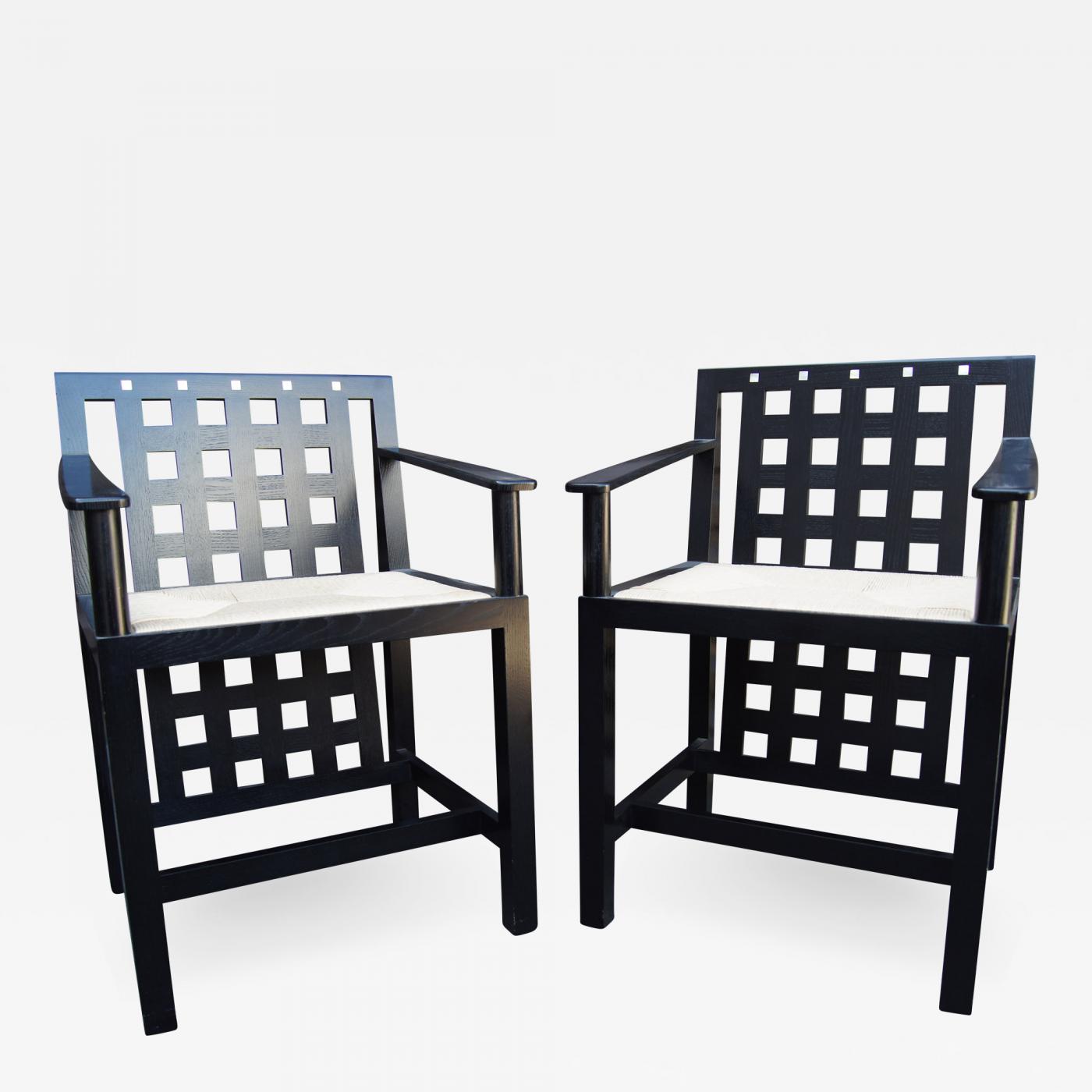 Charles Rennie Mackintosh Ds3 Armchair By Charles Rennie
