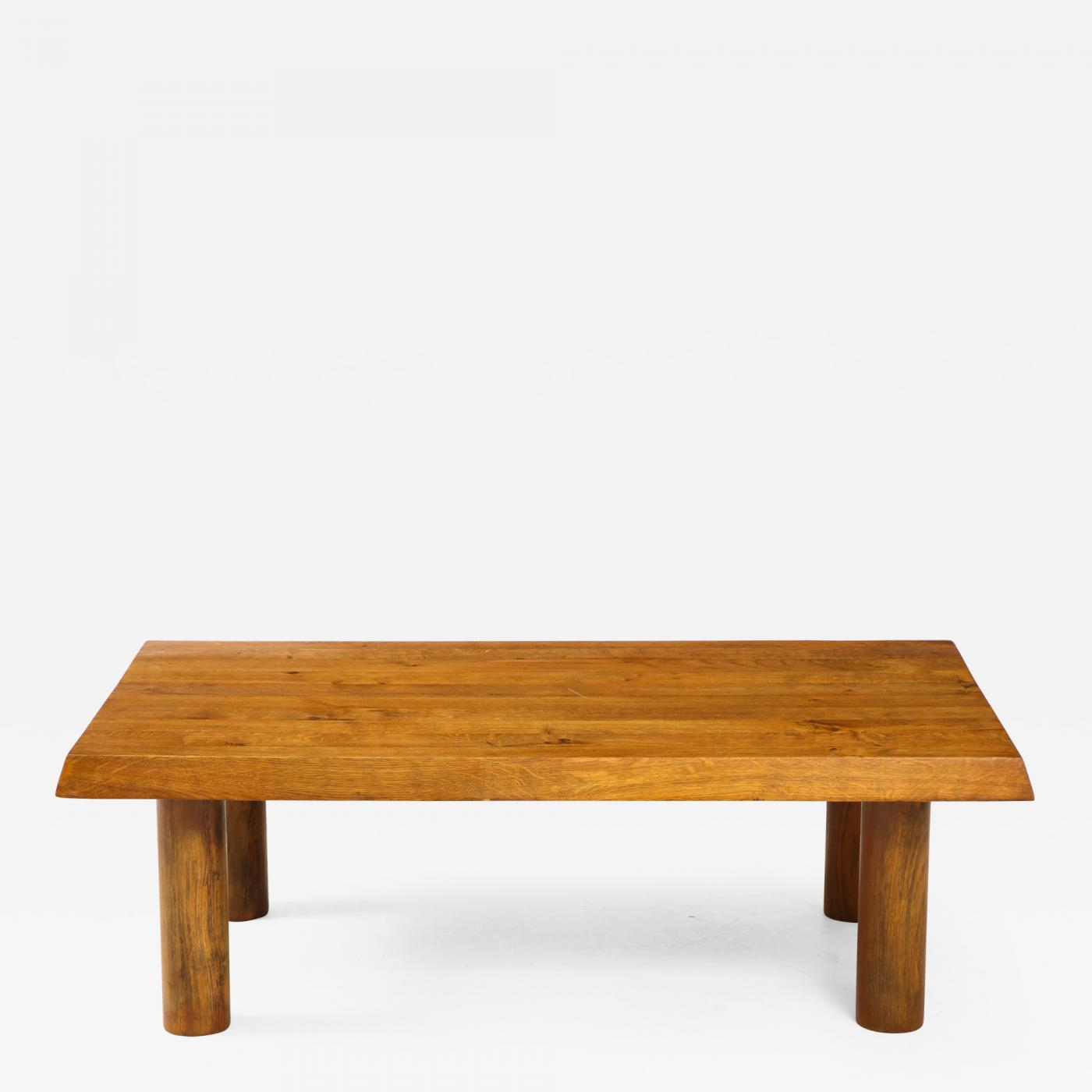 Prime Charlotte Perriand Mid Century French Oak Coffee Table Ocoug Best Dining Table And Chair Ideas Images Ocougorg