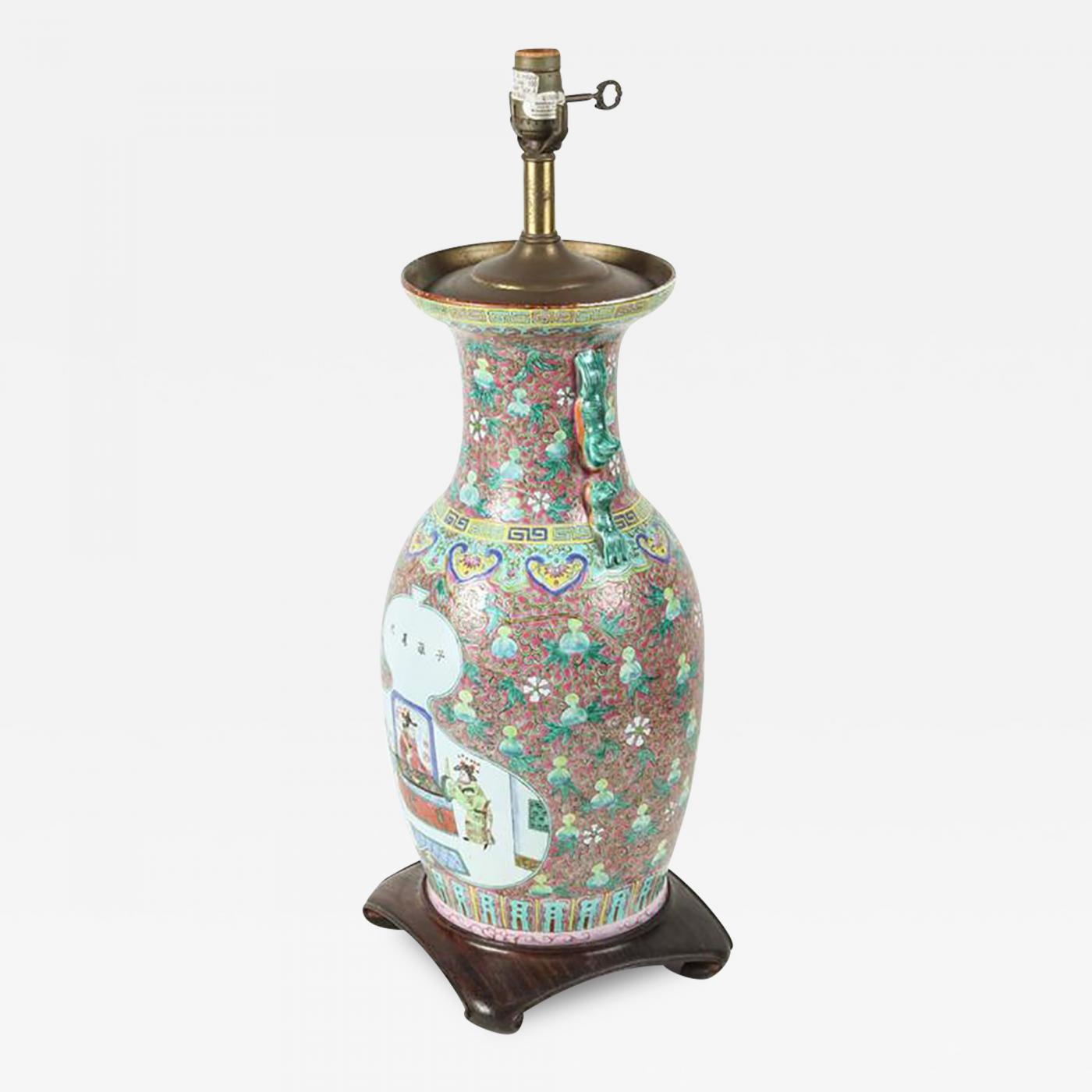 Ceramic table lamp chinese ceramic table lamp aloadofball Choice Image