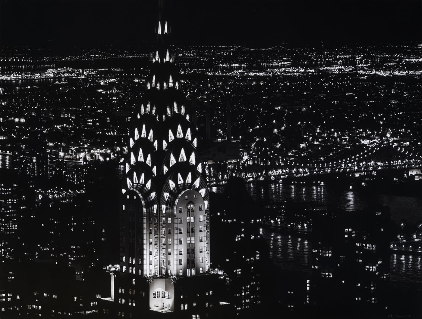 Colin Brown Chrysler Building Tap To Expand