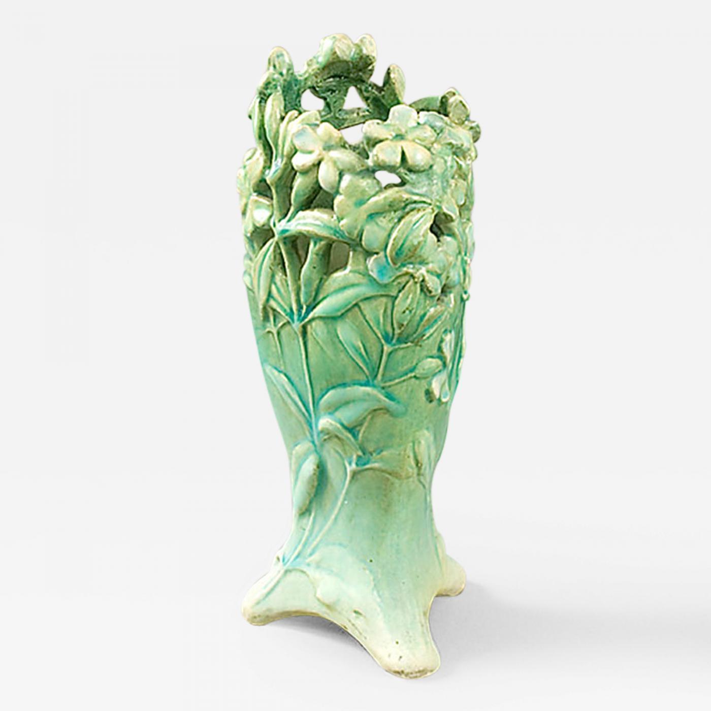 Edmond lachenal french art nouveau ceramic vase listings decorative arts objects vases jars urns edmond lachenal french art nouveau reviewsmspy