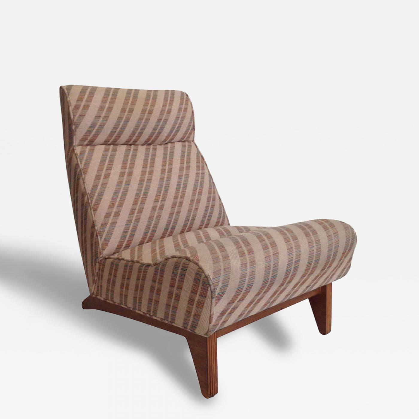 Edward wormley rare edward wormley original chair - Edward wormley chairs ...