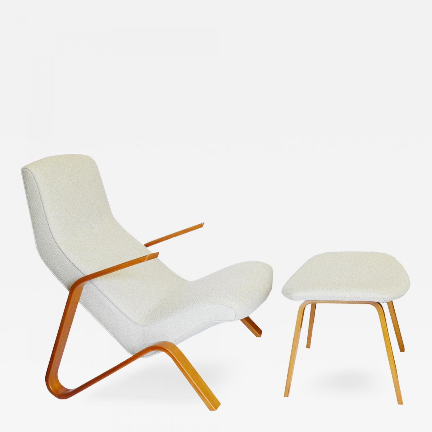 Eero saarinen early eero saarinen grasshopper chair for Knoll associates