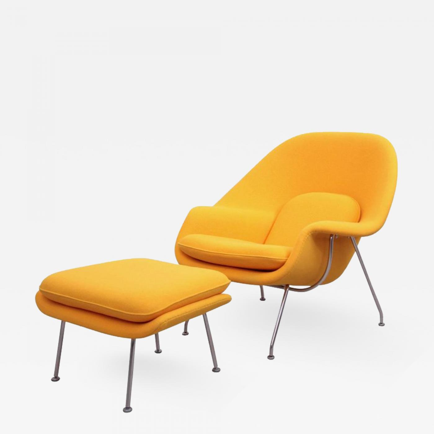 Listings / Furniture / Seating / Lounge Chairs · Eero Saarinen Eero  Saarinen Womb ...