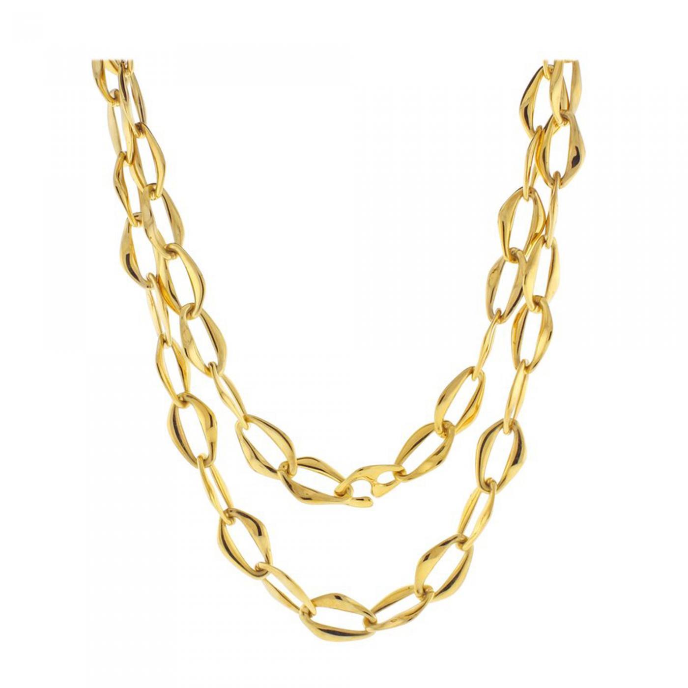 3da74e2a2 Elsa Peretti - Tiffany & Co. Elsa Peretti Aegean Toggle Necklace