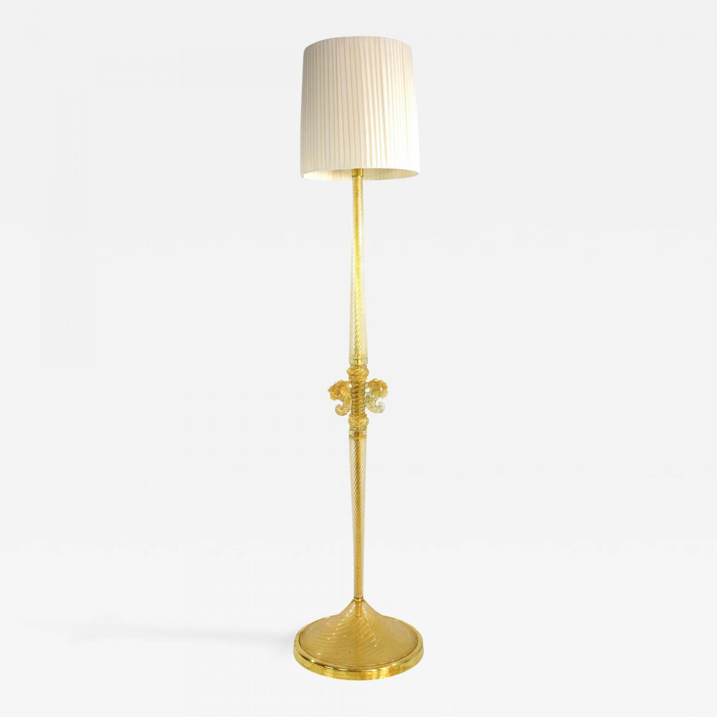 Ercole barovier mid century murano floor lamp by barovier ercole listings furniture lighting floor lamps aloadofball Gallery