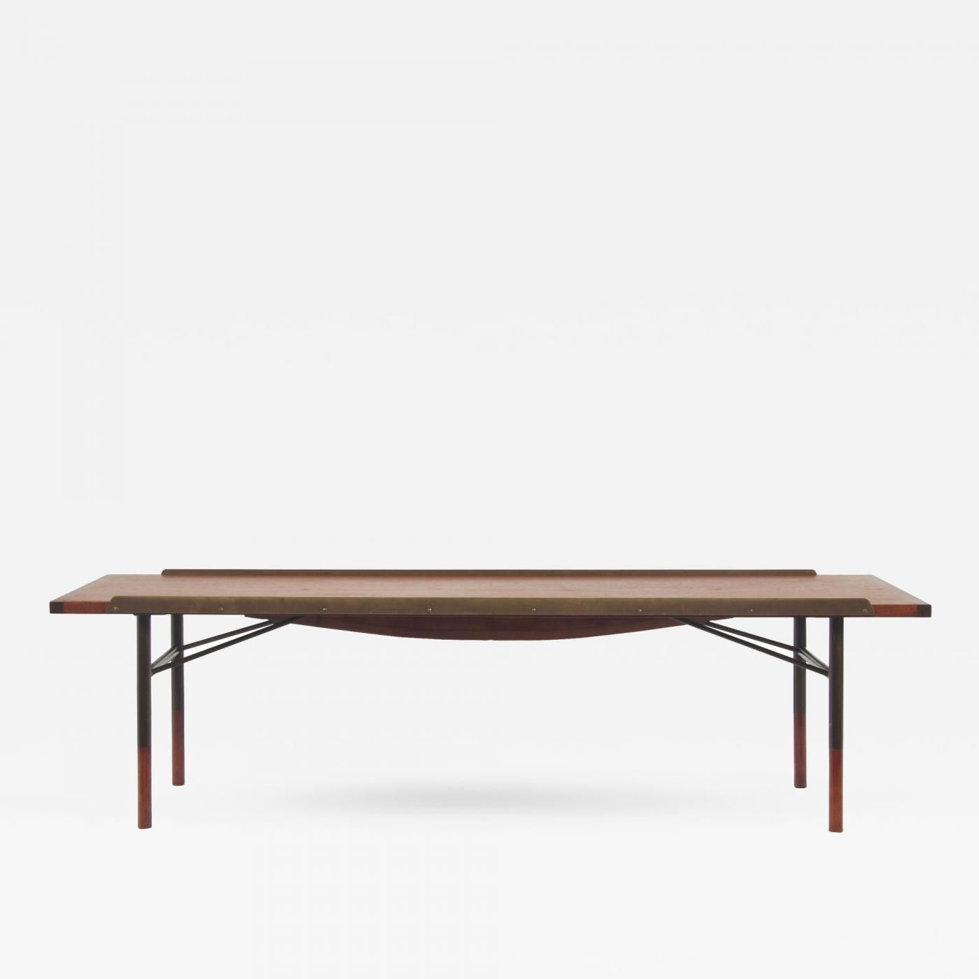 Awe Inspiring Finn Juhl Finn Juhl Architectural Table Bench Pabps2019 Chair Design Images Pabps2019Com