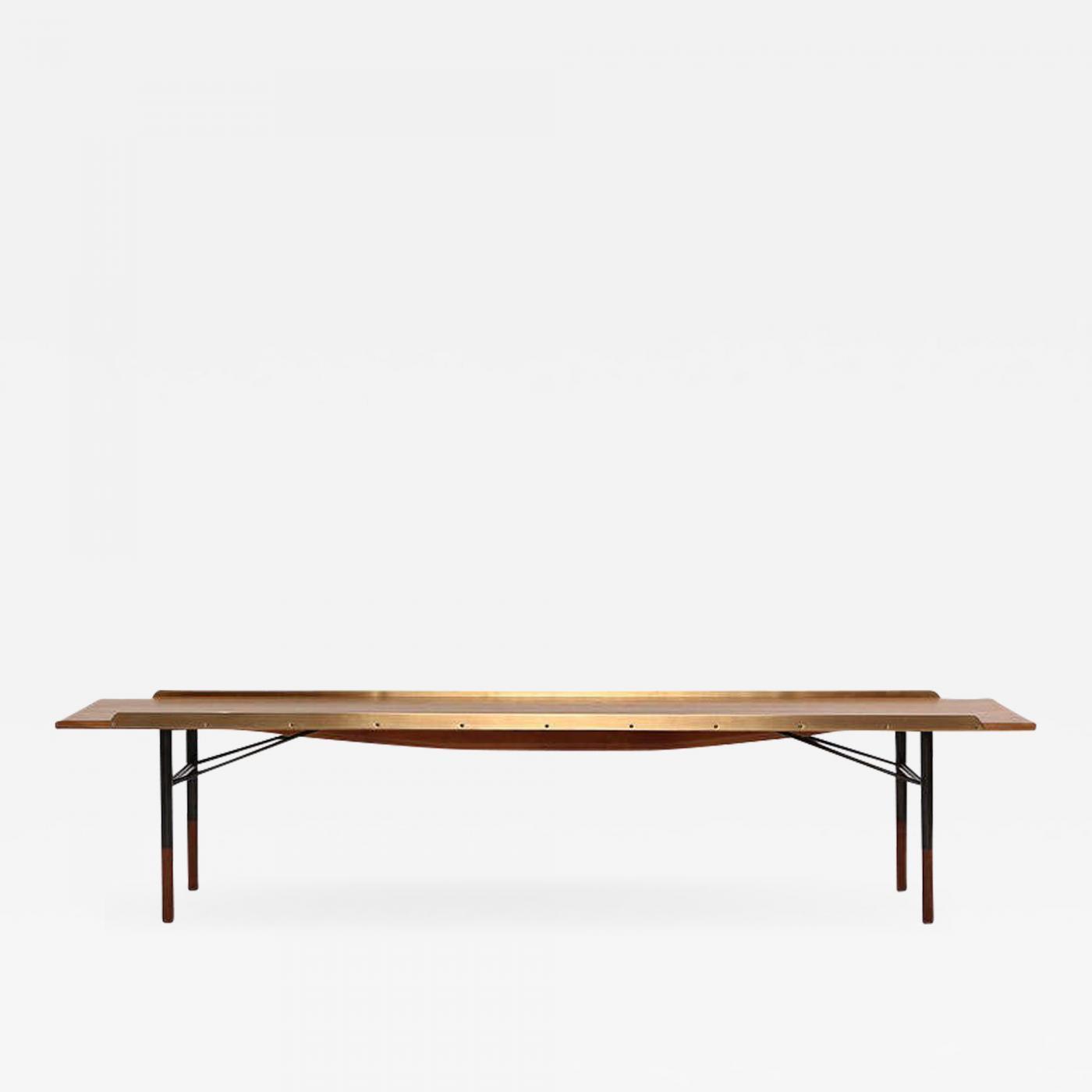 Strange Finn Juhl Low Table Bench By Finn Juhl Pabps2019 Chair Design Images Pabps2019Com