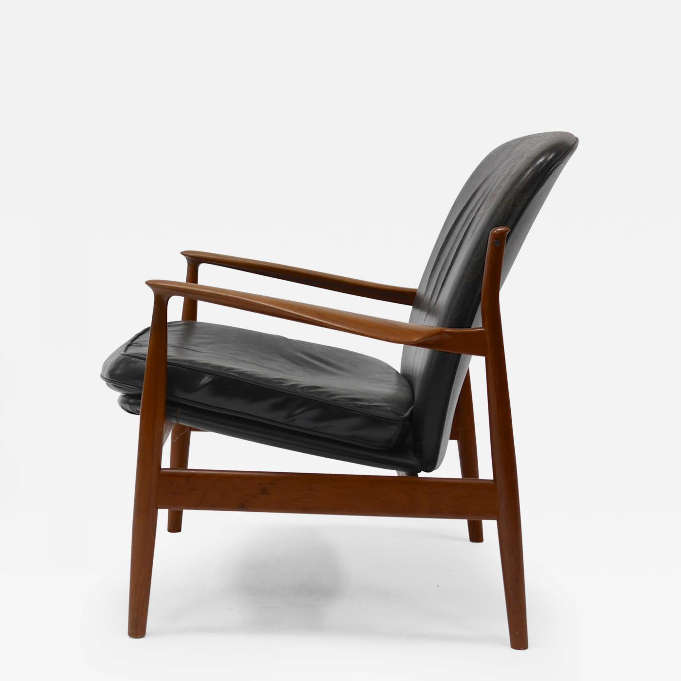 Listings / Furniture / Seating / Lounge Chairs · Finn Juhl ...